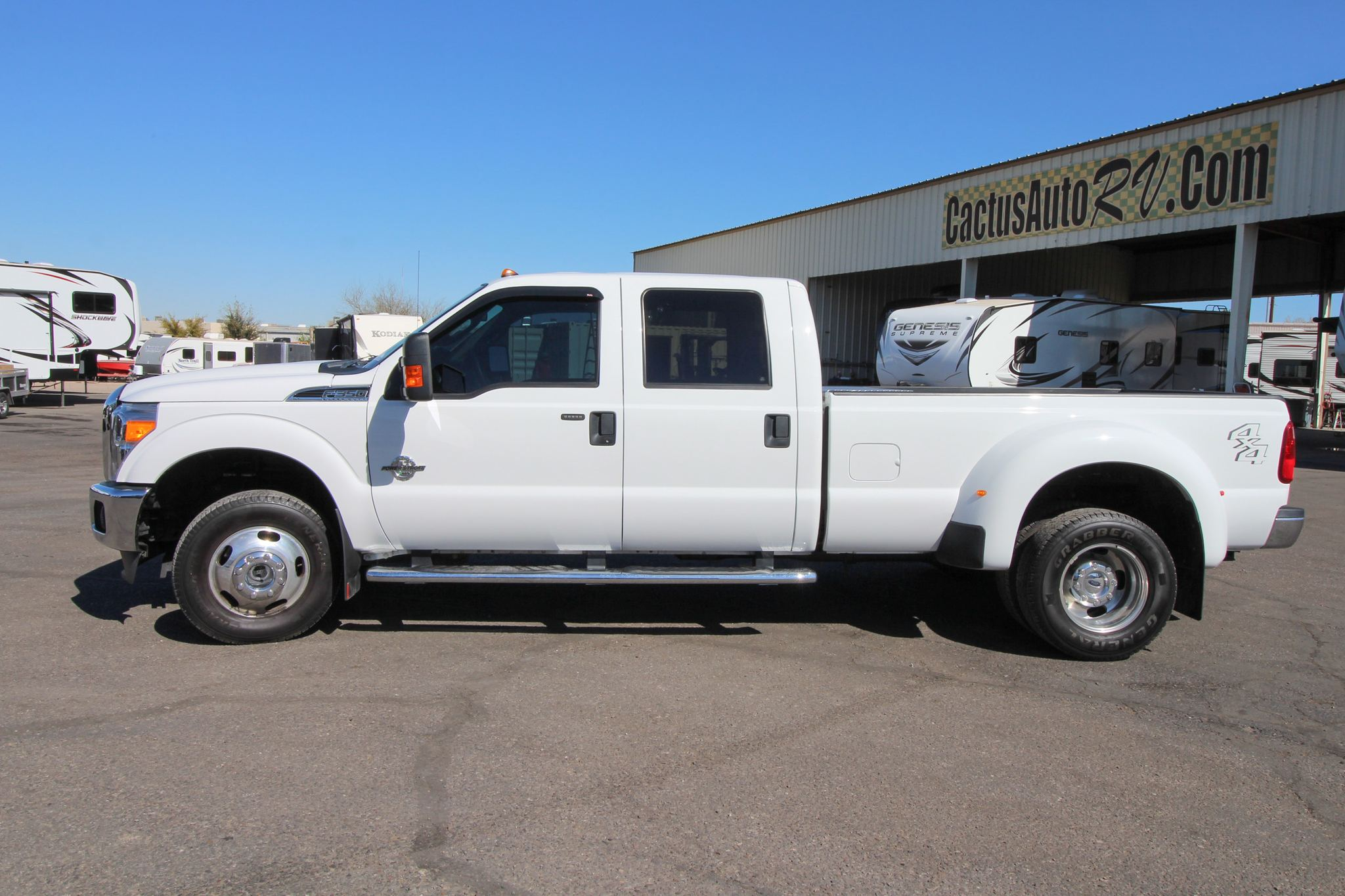 Photo of 2013 Ford F350 4WD Crew Cab XLT DRW Longbed