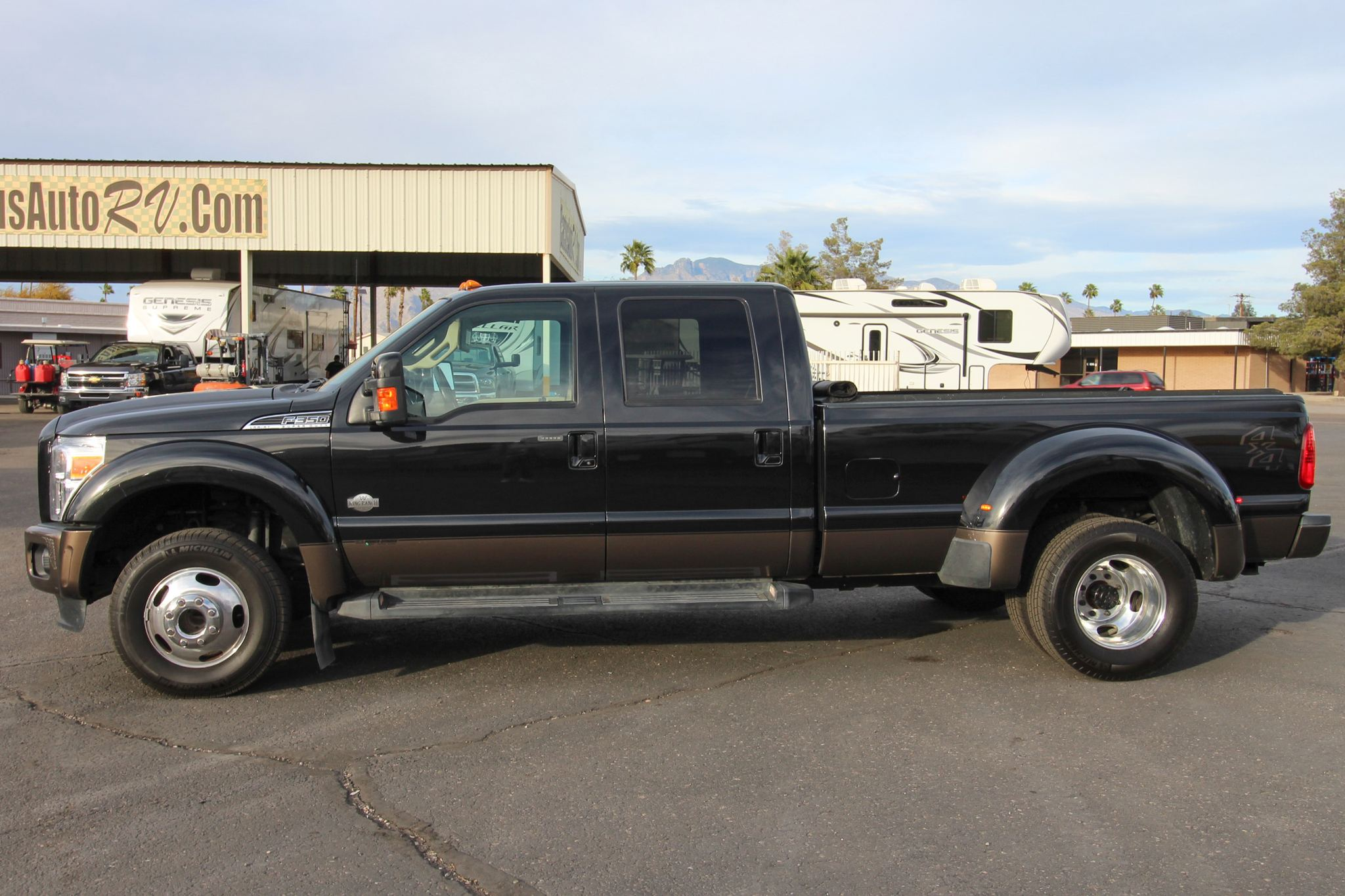 Photo of 2015 Ford F350 4WD Supercab Lariat DRW Longbed