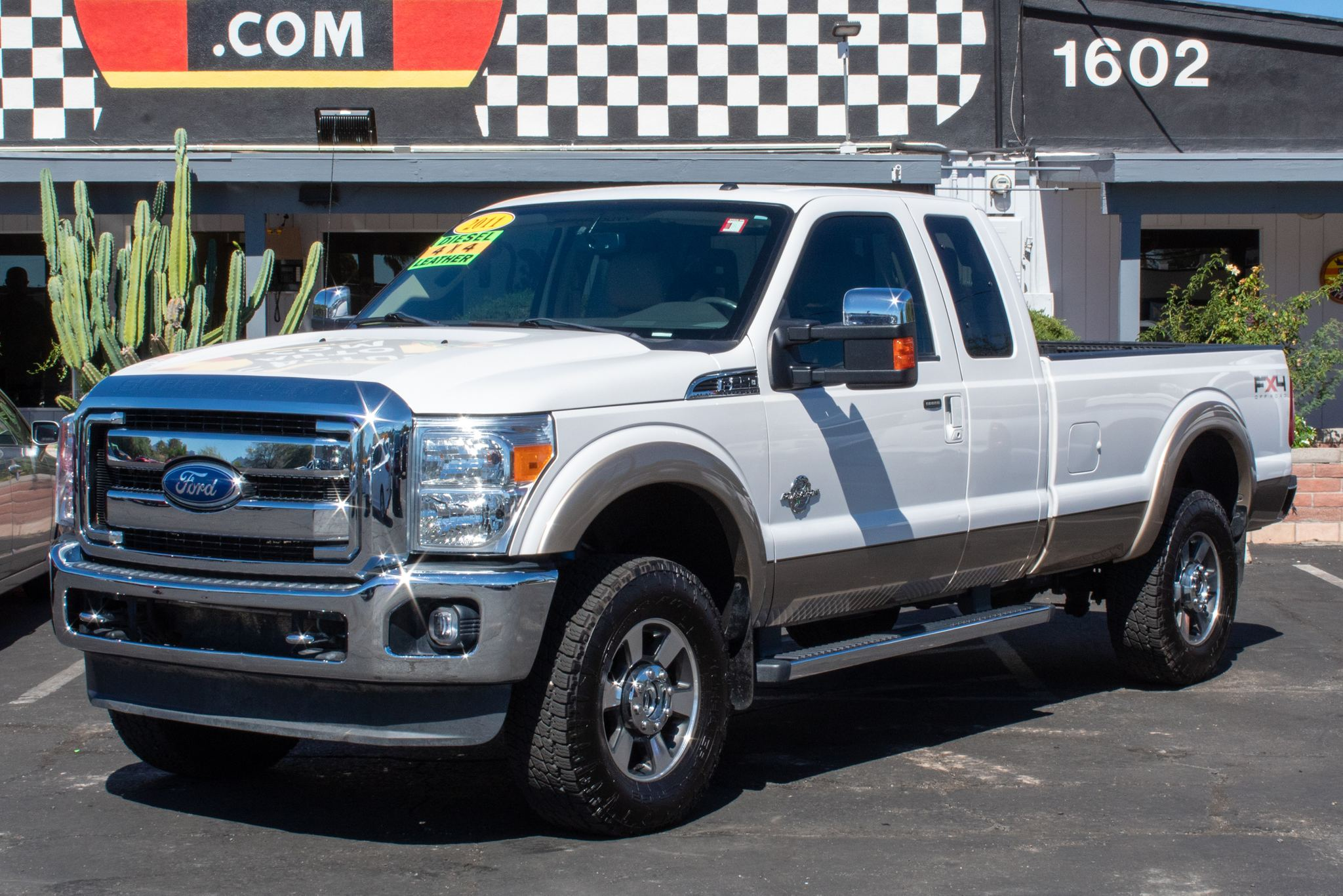 Photo of 2011 Ford F250 4WD Supercab Lariat Longbed
