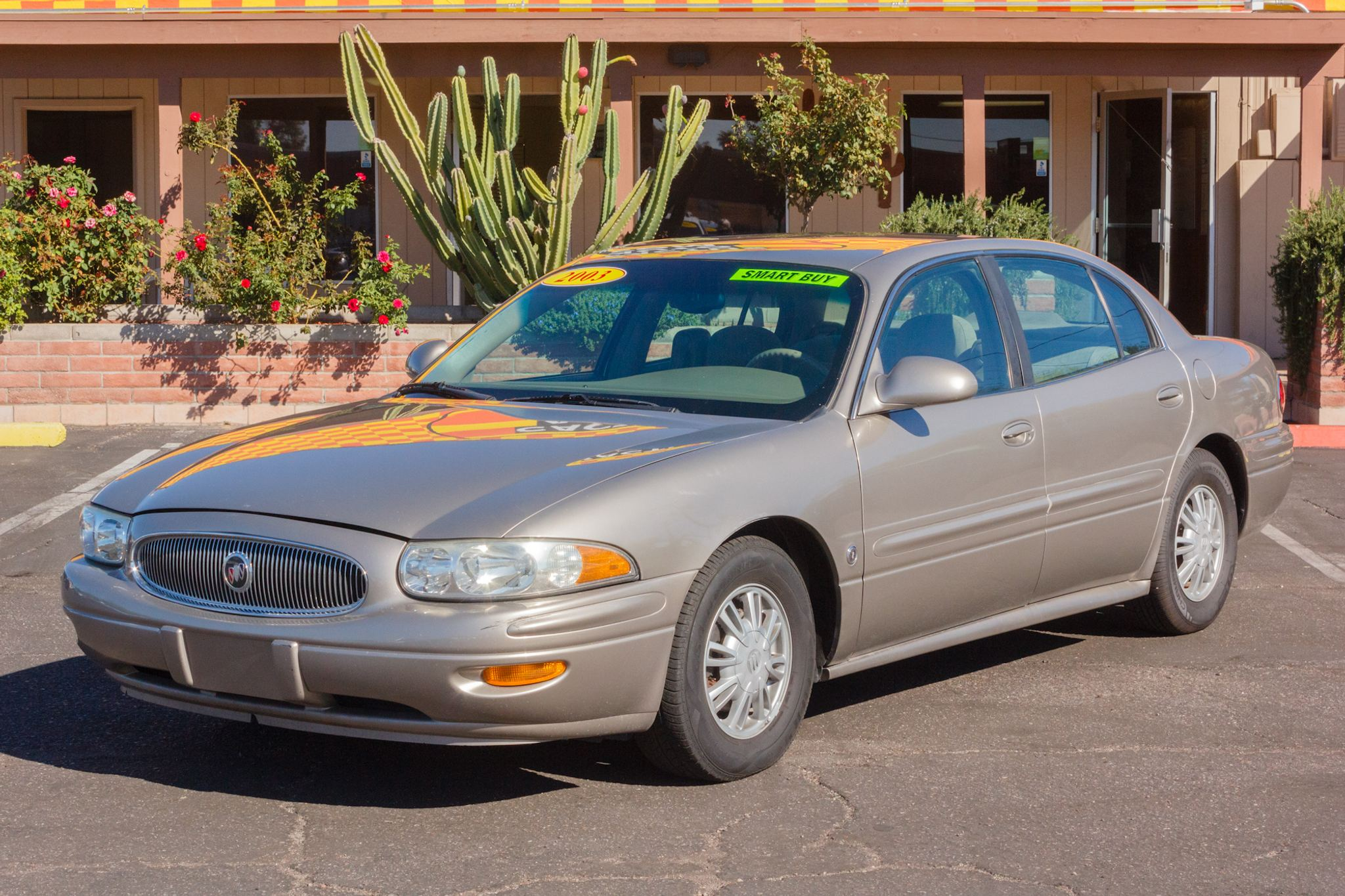 Photo of 2003 Buick LeSabre 4d Sedan Custom