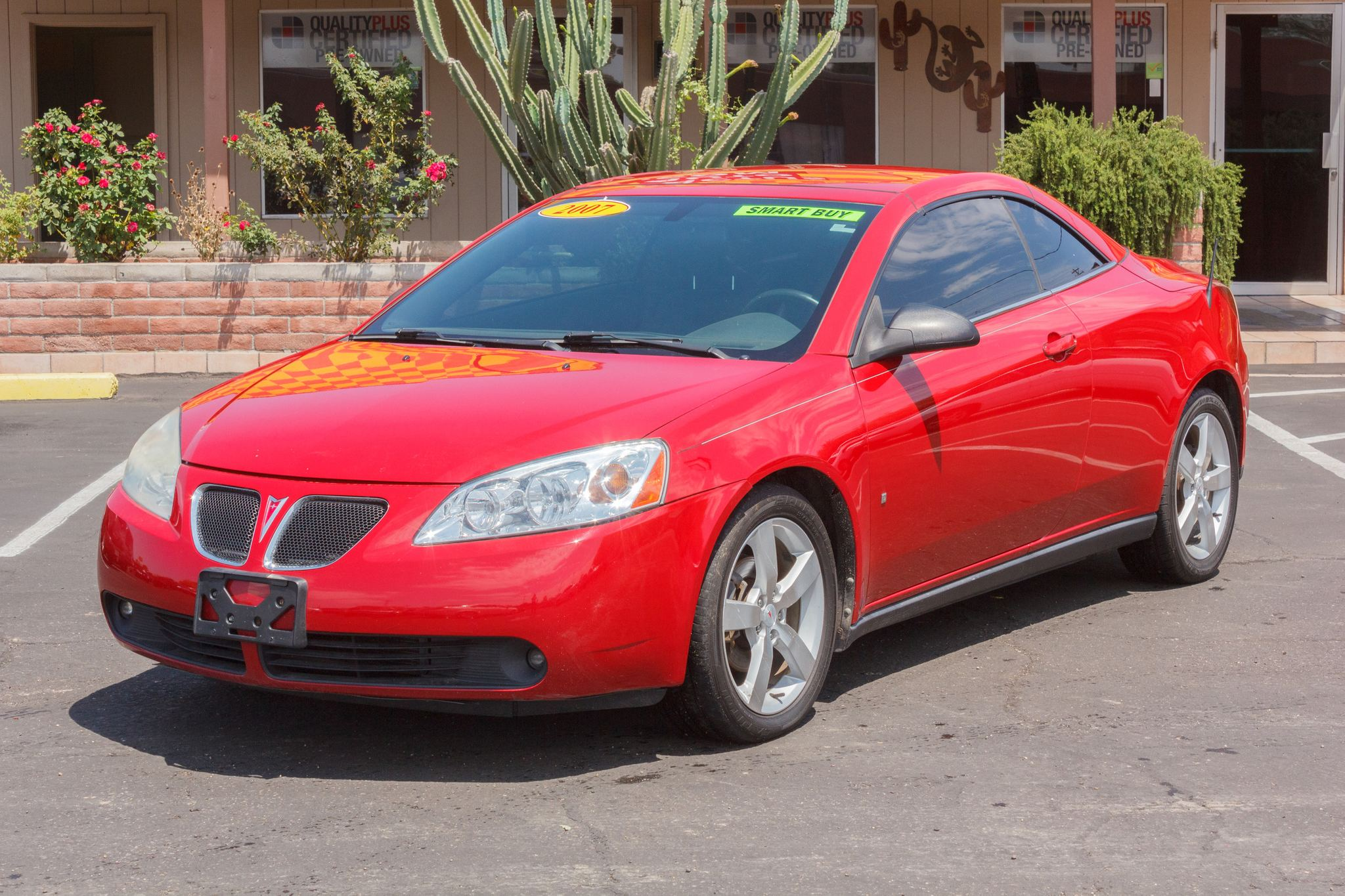 Photo of 2007 Pontiac G6 2d Convertible GT Sport Crimson Red