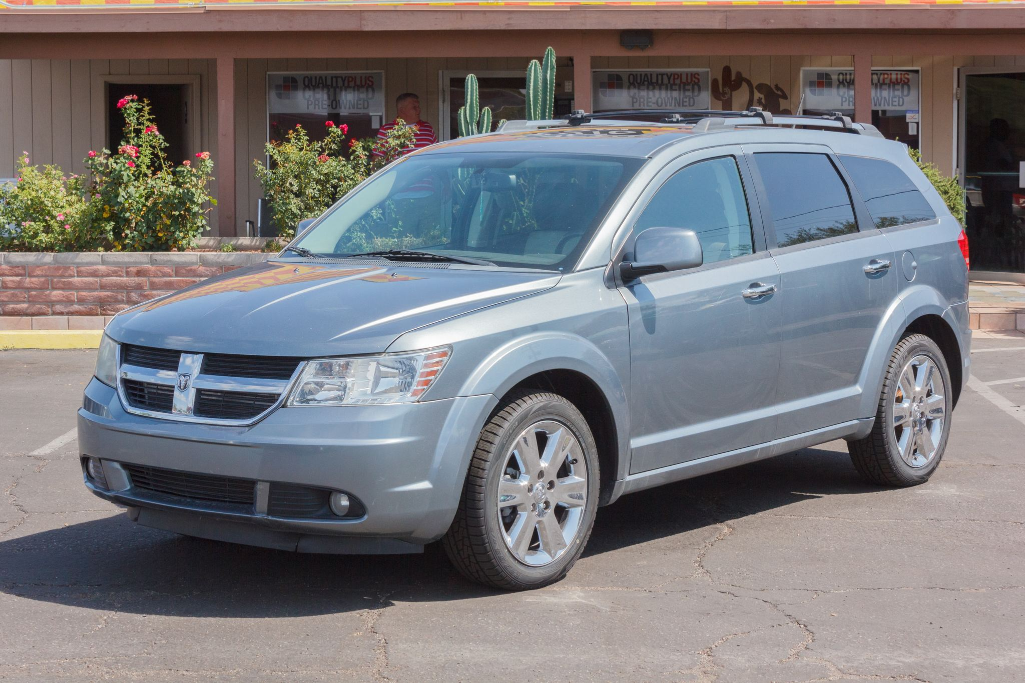 Photo of 2009 Dodge Journey AWD 4d Wagon R/T