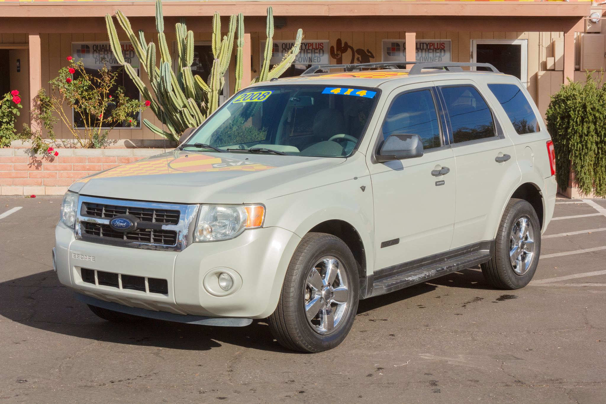 Photo of 2008 Ford Escape 4WD 4d Wagon XLT V6 Tungsten Gray Clearcoat Metallic