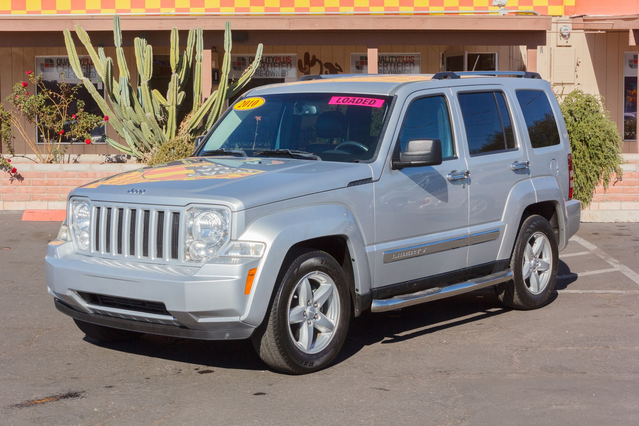 Photo of 2010 Jeep Liberty 2WD 4d Wagon Limited Bright Silver Metallic Clearcoat