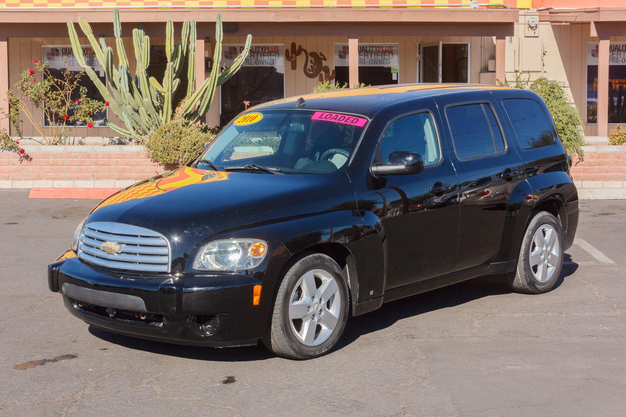 Photo of 2010 Chevrolet HHR 4d Wagon LT Black
