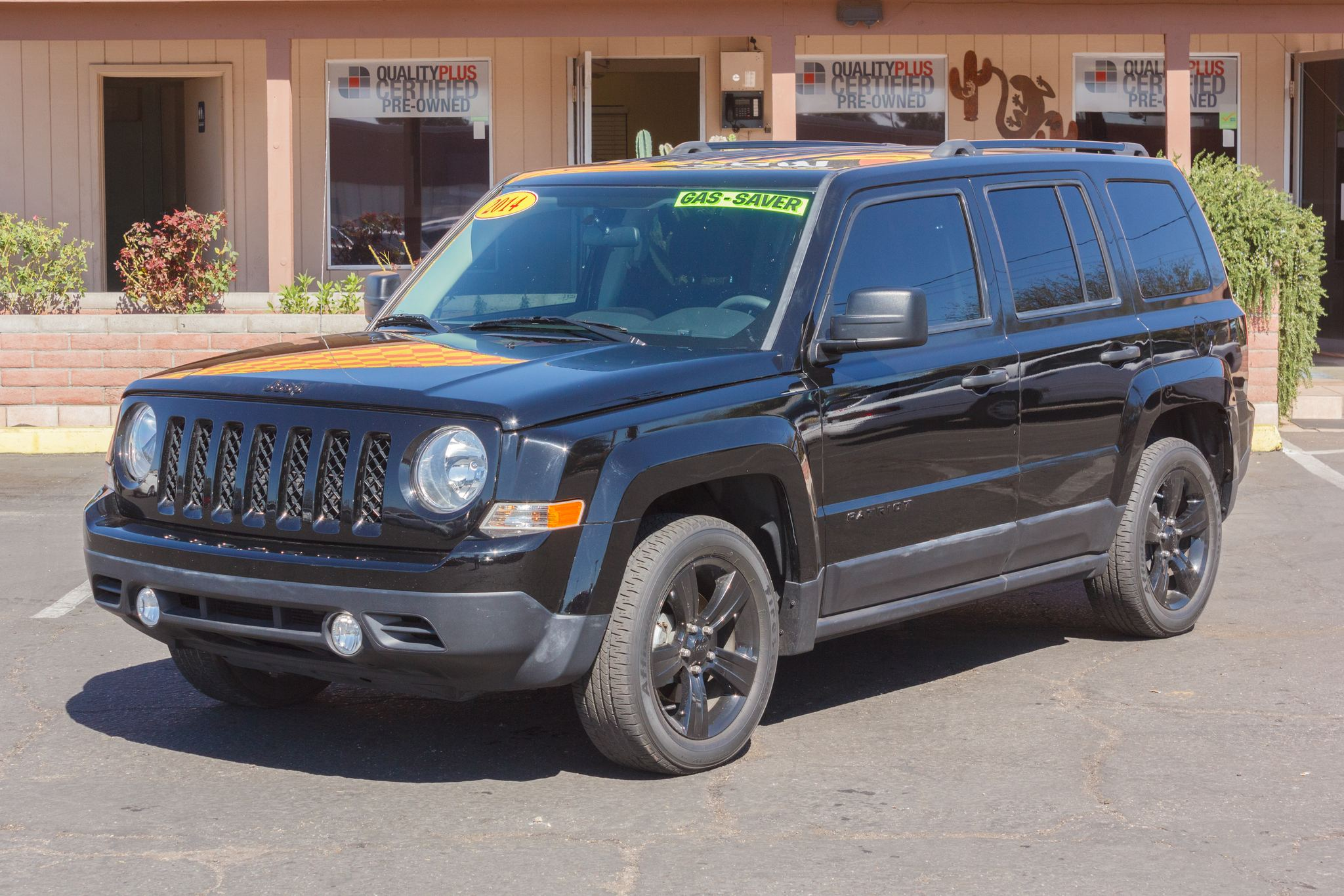 Photo of 2014 Jeep Patriot FWD 4d Wagon Sport Black Clearcoat