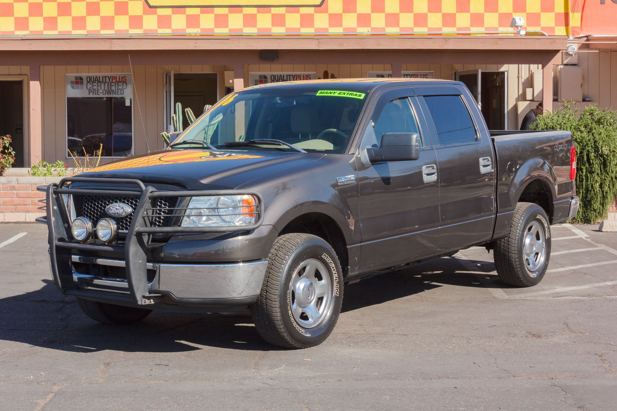 Photo of 2006 Ford F150 4WD Supercrew XLT 6 1/2 Silver Clearcoat Metallic