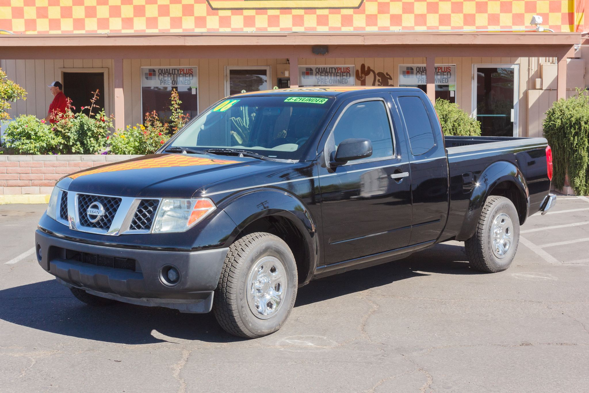 Photo of 2006 Nissan Frontier 2WD King Cab XE Auto Super Black
