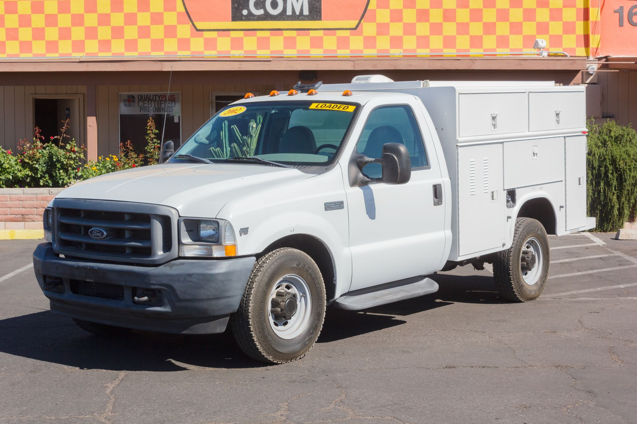 Photo of 2002 Ford F350 2WD Reg Cab XL SRW Oxford White Clearcoat
