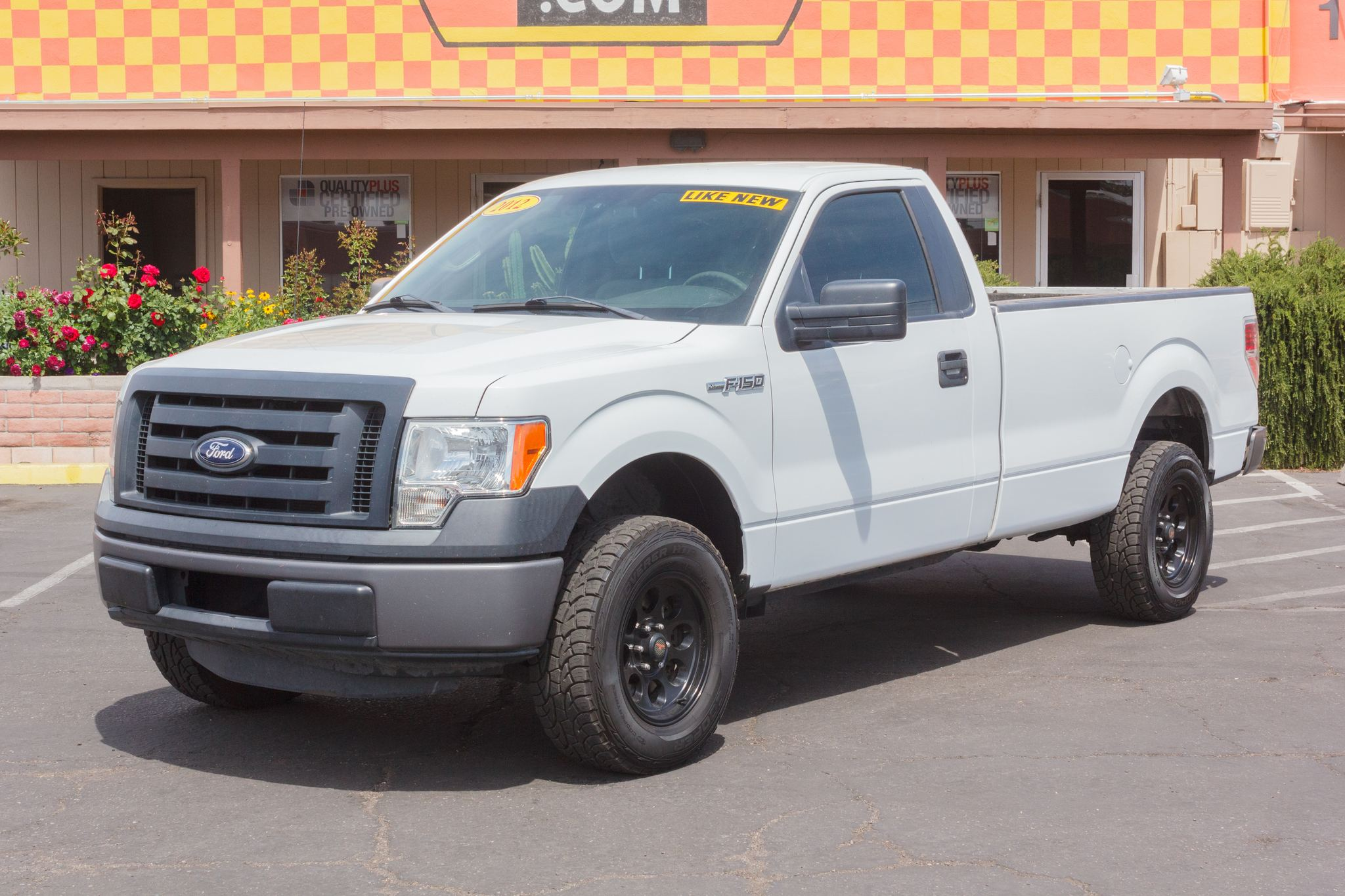 Photo of 2012 Ford F150 2WD Reg Cab XL Longbed Oxford White