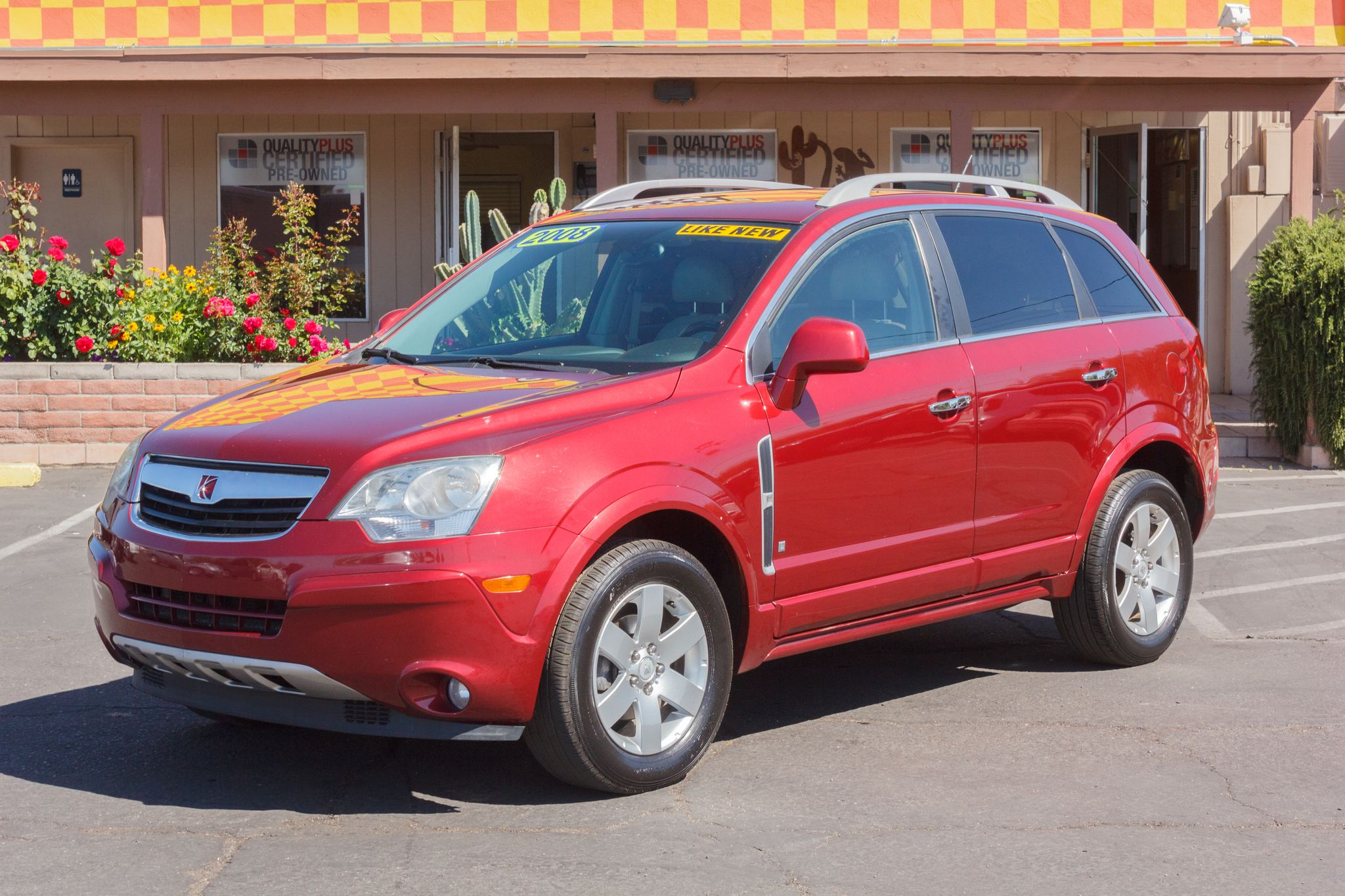 Photo of 2008 Saturn Vue 2WD 4d Wagon XR Ruby Red