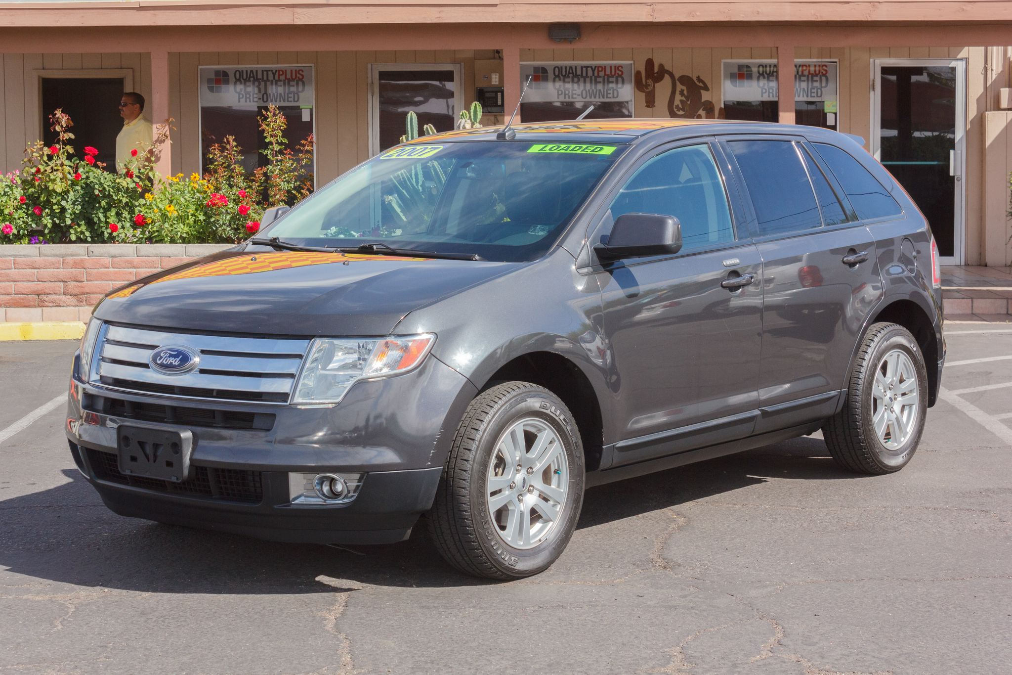 Photo of 2007 Ford Edge AWD 4d Wagon SEL Black Clearcoat