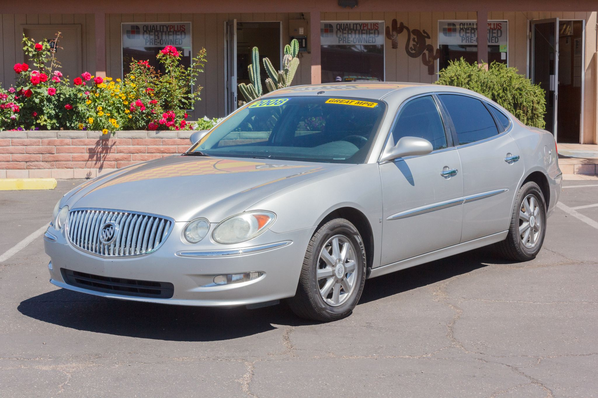 Photo of 2008 Buick LaCrosse 4d Sedan CXL