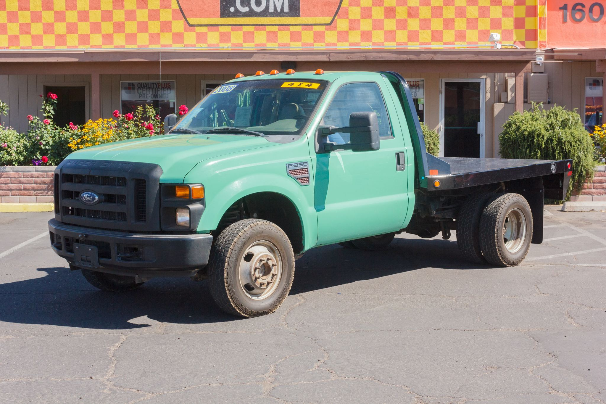 Photo of 2008 Ford F350 Cab-Chassis 4WD Reg Cab 141