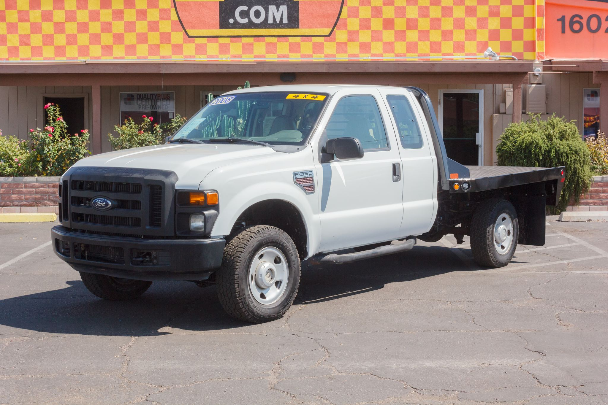Photo of 2008 Ford F350 4WD Supercab XL SRW Forest Green Clearcoat Metallic