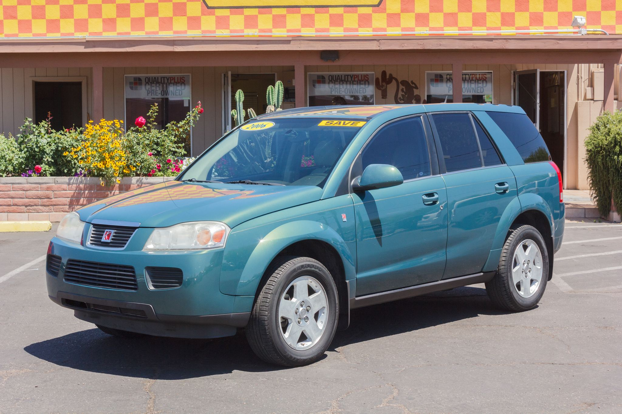 Photo of 2006 Saturn Vue 2WD 4d Wagon (V6) Cypress Green