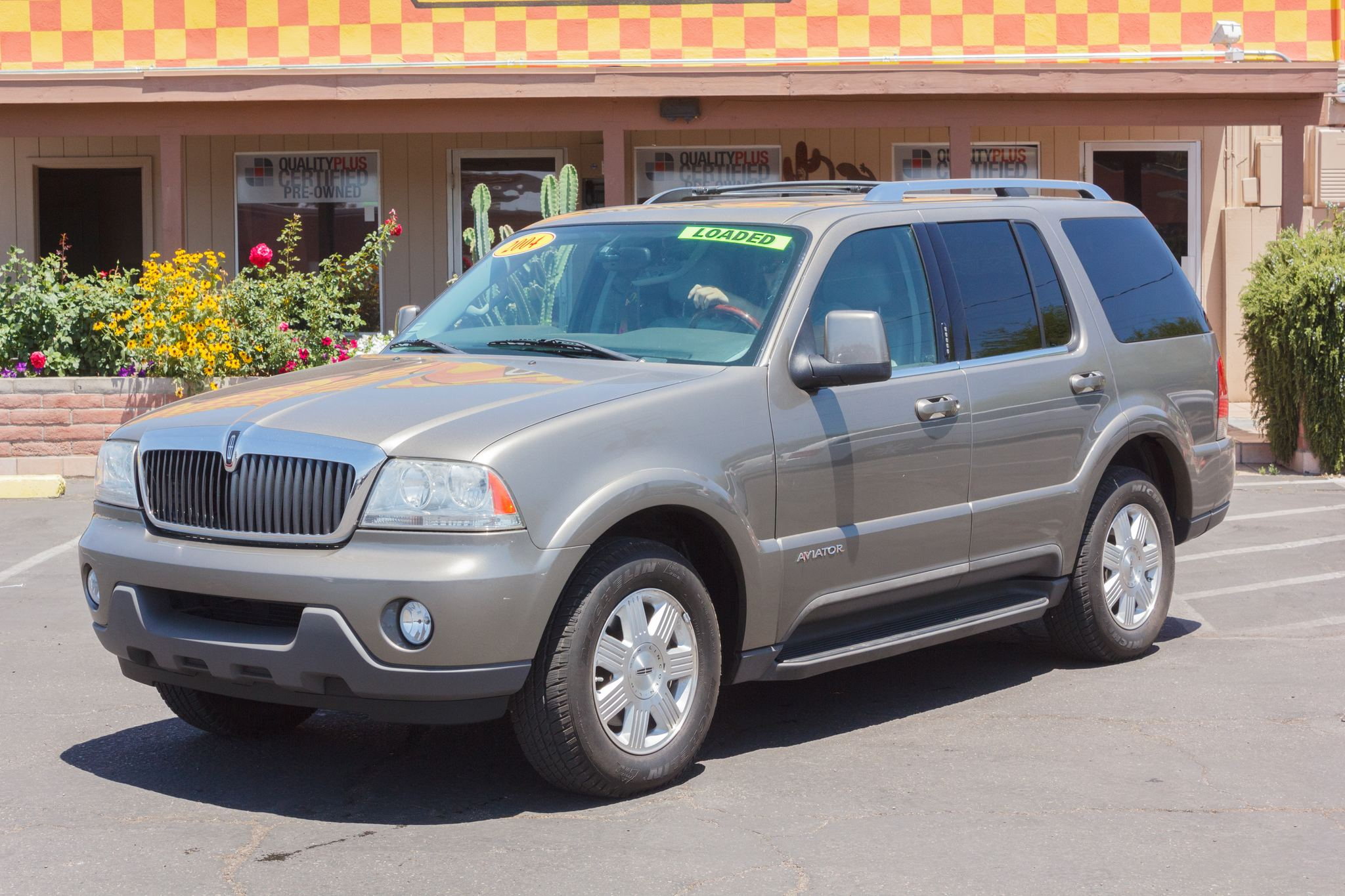 Photo of 2004 Lincoln Aviator 2WD 4d Wagon Luxury Mineral Gray Clearcoat Metallic