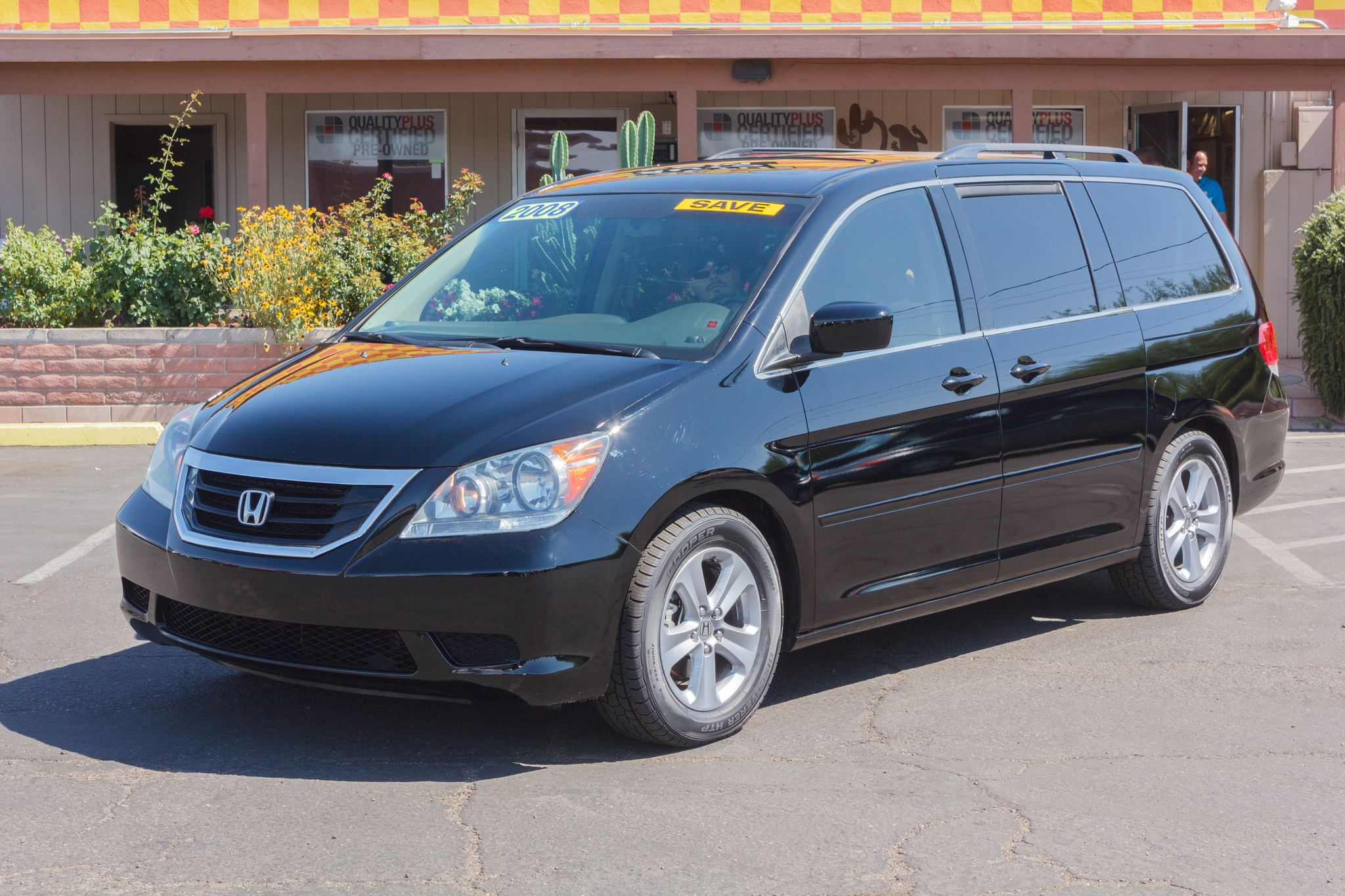 Photo of 2008 Honda Odyssey 5d Wagon EX-L Nighthawk Black Pearl