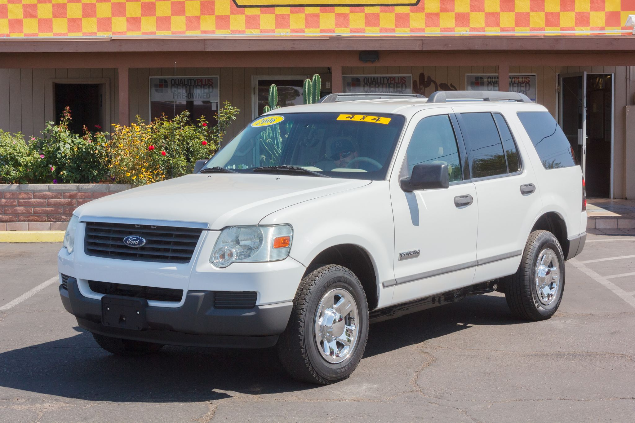 Photo of 2006 Ford Explorer 4WD 4d Wagon XLS