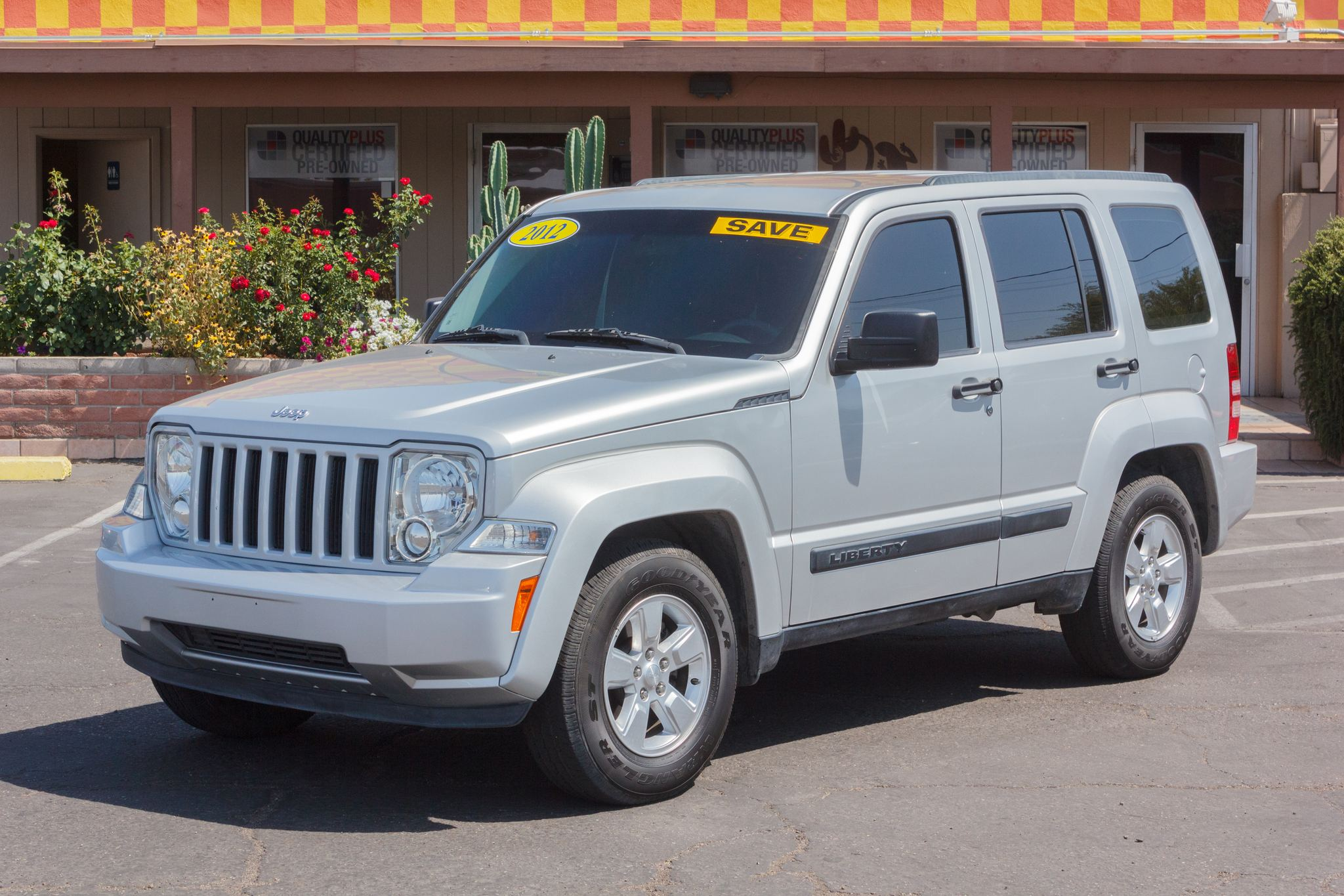 Photo of 2012 Jeep Liberty 2WD 4d Wagon Sport Bright Silver Metallic Clearcoat