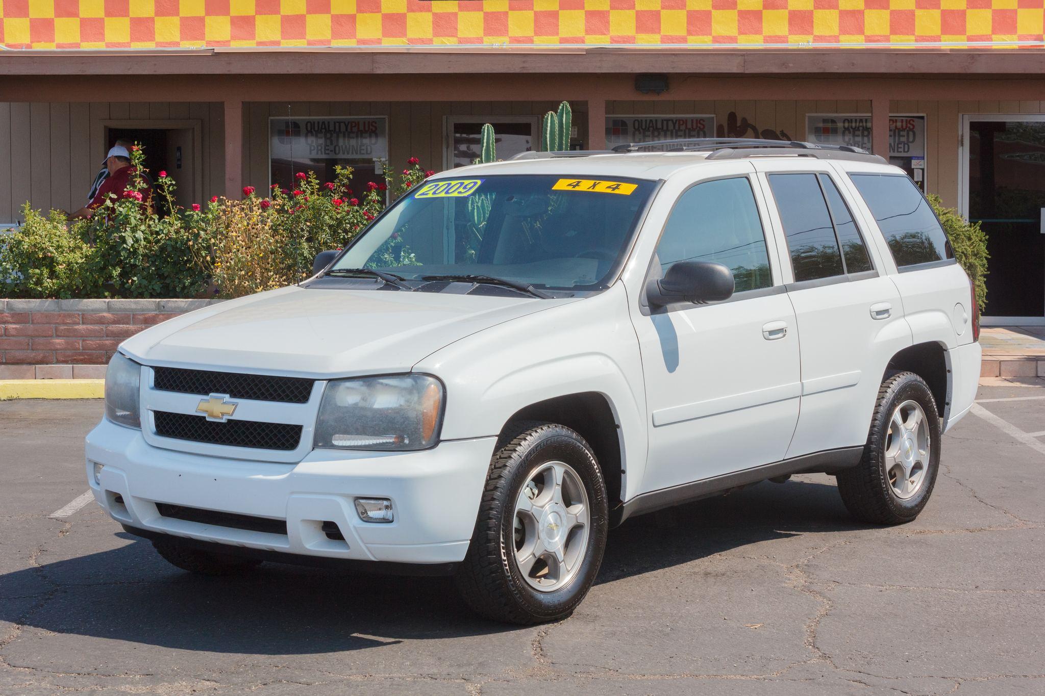 Photo of 2009 Chevrolet Trailblazer 4WD 4d Wagon LT1