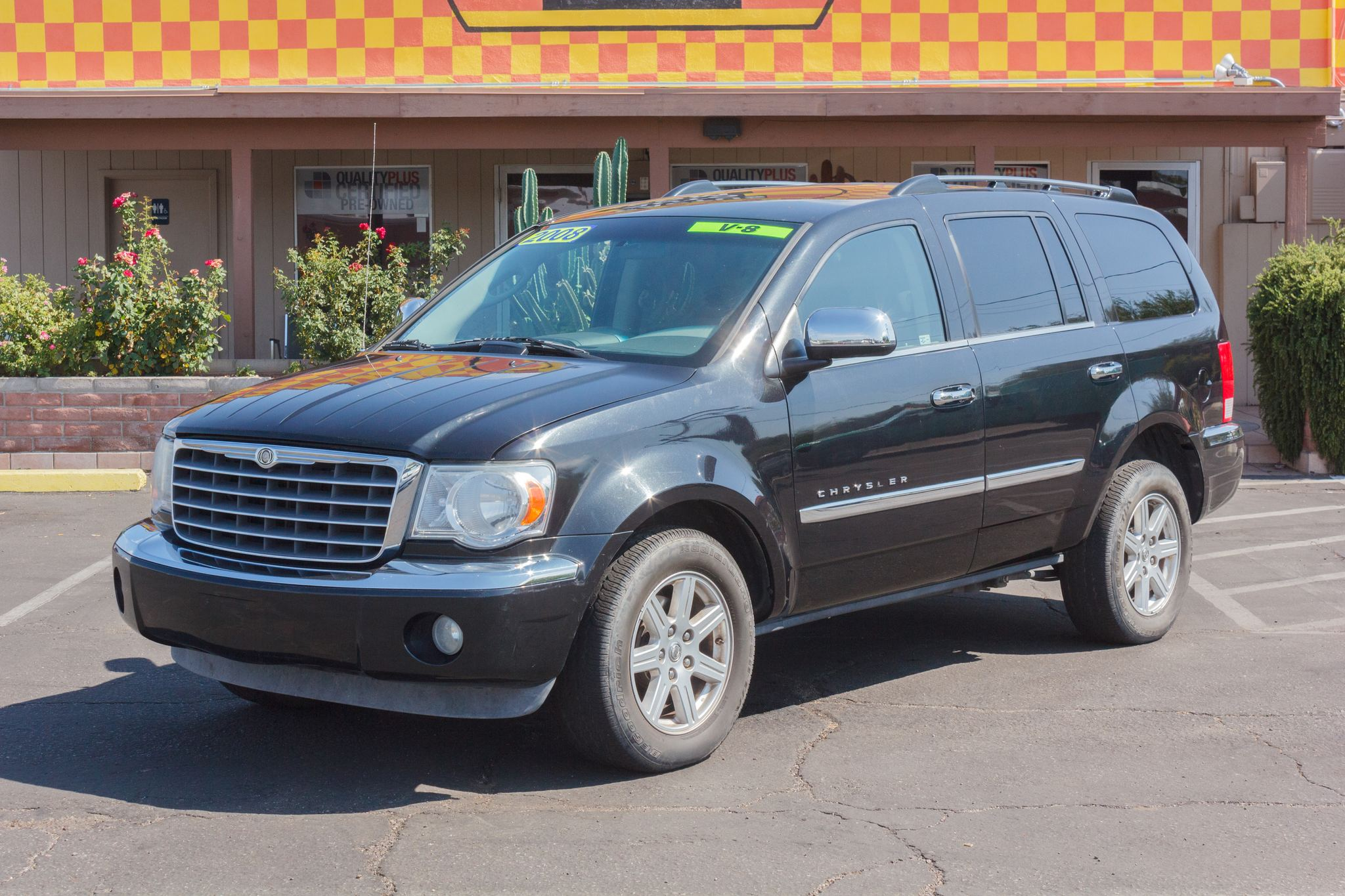 Photo of 2008 Chrysler Aspen 2WD 4d Wagon Limited