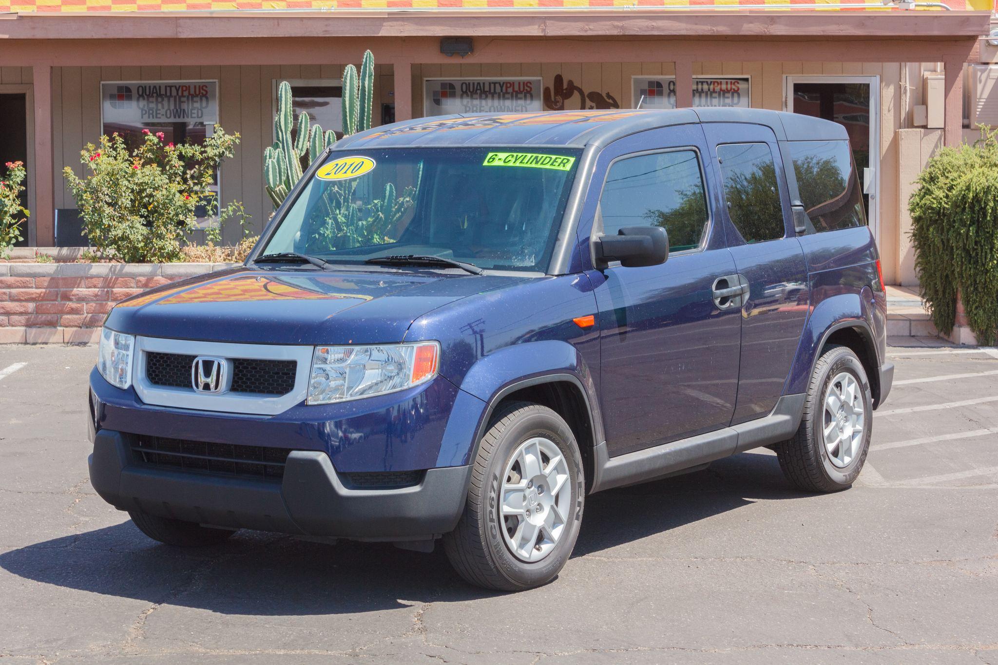 Photo of 2010 Honda Element FWD 5d Wagon LX