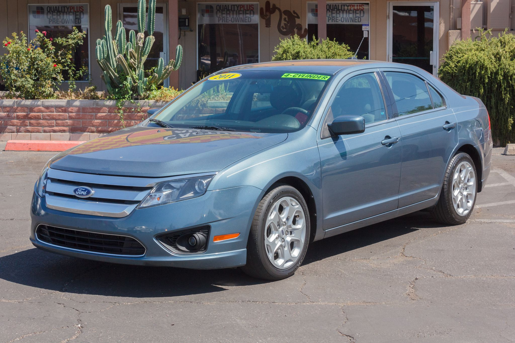 Photo of 2011 Ford Fusion 4d Sedan SE