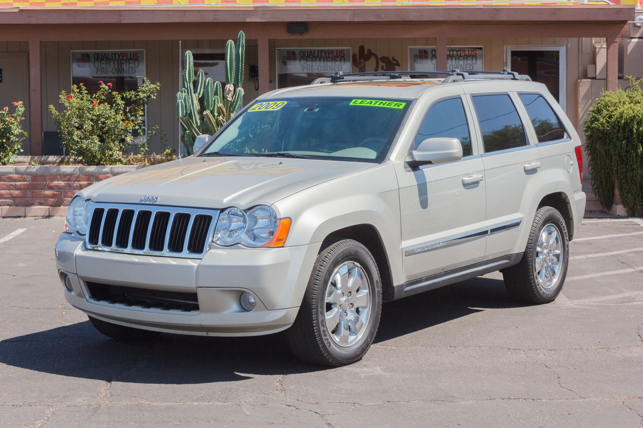 Photo of 2009 Jeep Grand Cherokee 2WD 4d Wagon Limited (V8)