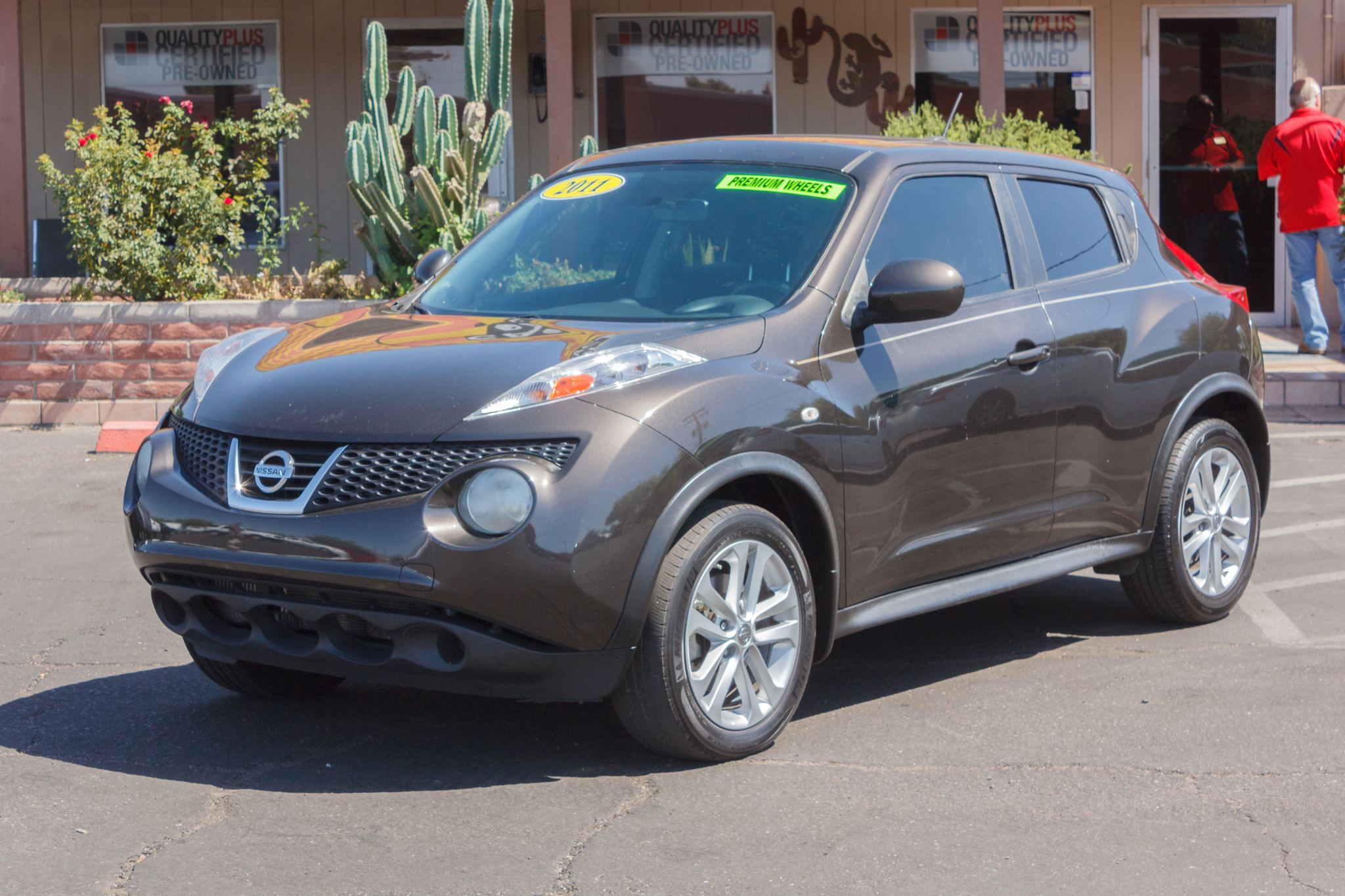 Photo of 2011 Nissan Juke 4d Wagon SL CVT