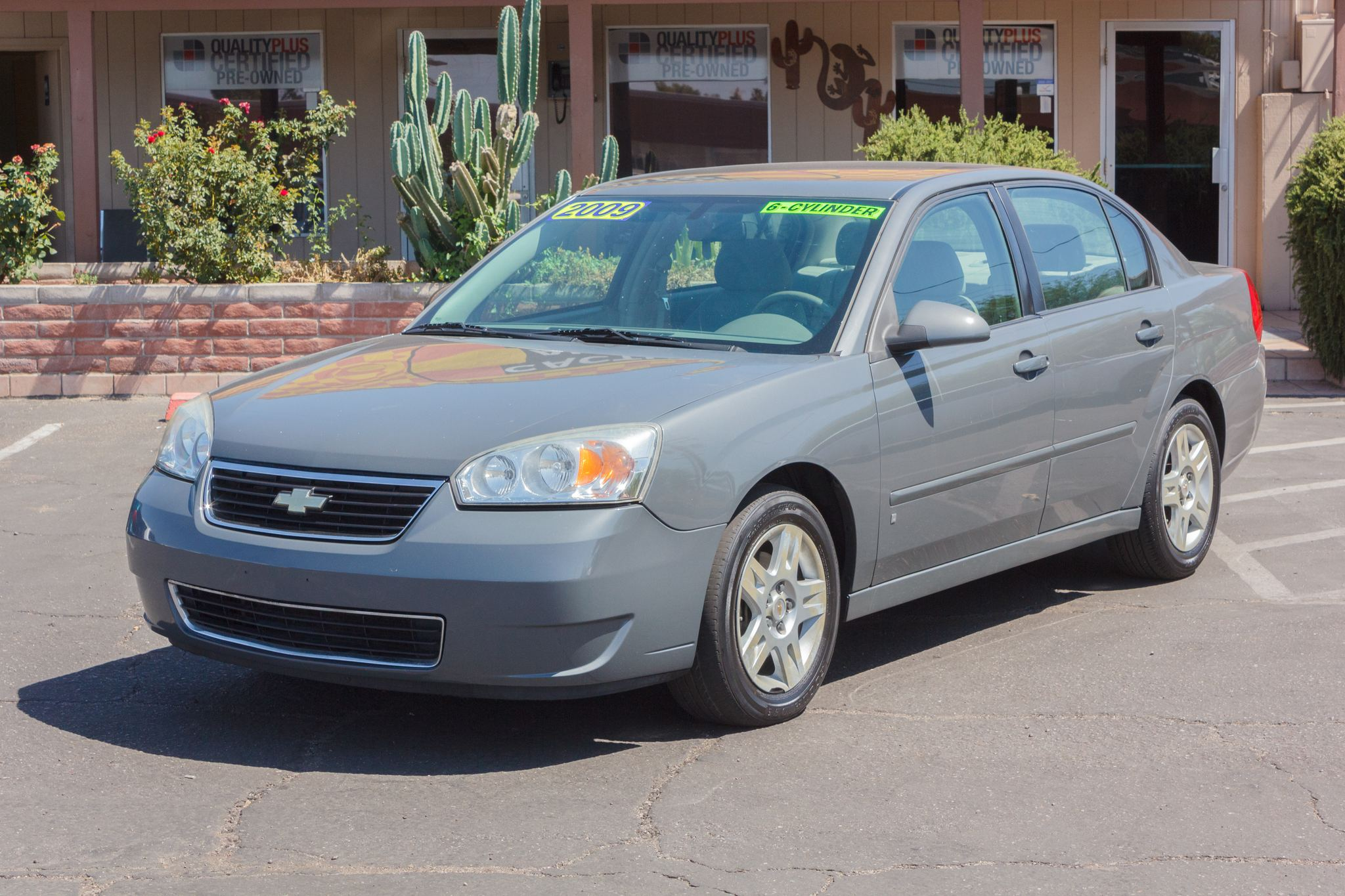 Photo of 2008 Chevrolet Malibu Classic 4d Sedan LT