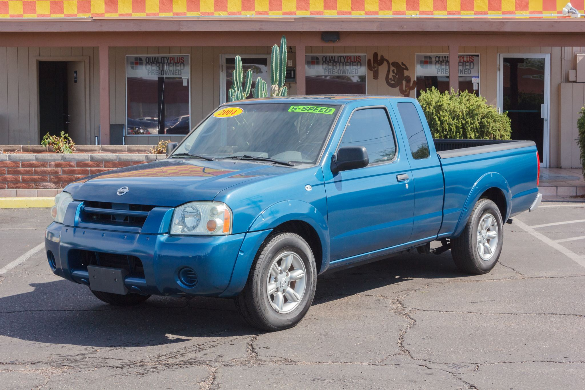 Photo of 2004 Nissan Frontier 2WD King Cab XE