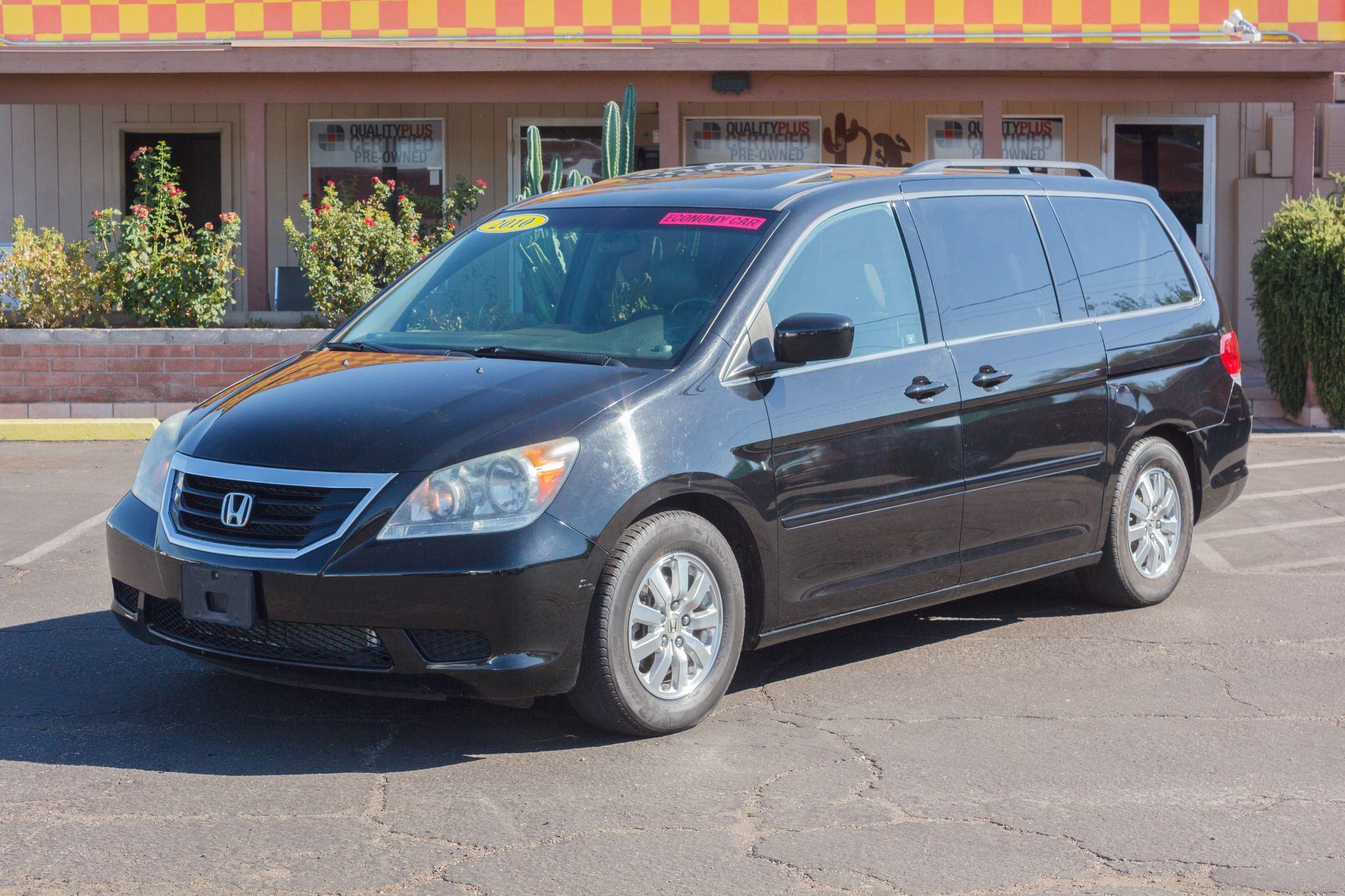 Photo of 2010 Honda Odyssey 5d Wagon EX-L w/RES