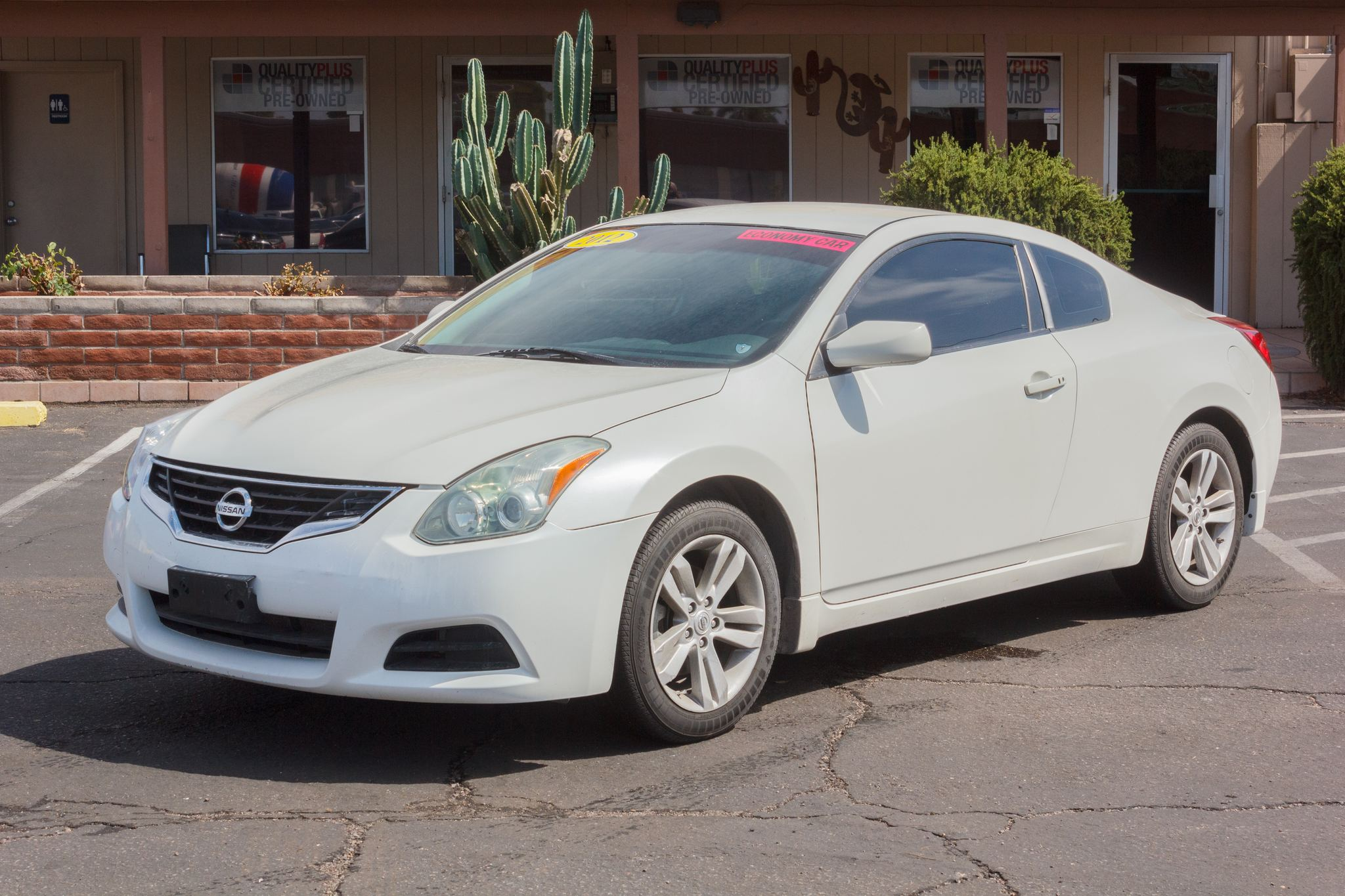Photo of 2012 Nissan Altima Coupe 2d Coupe S CVT