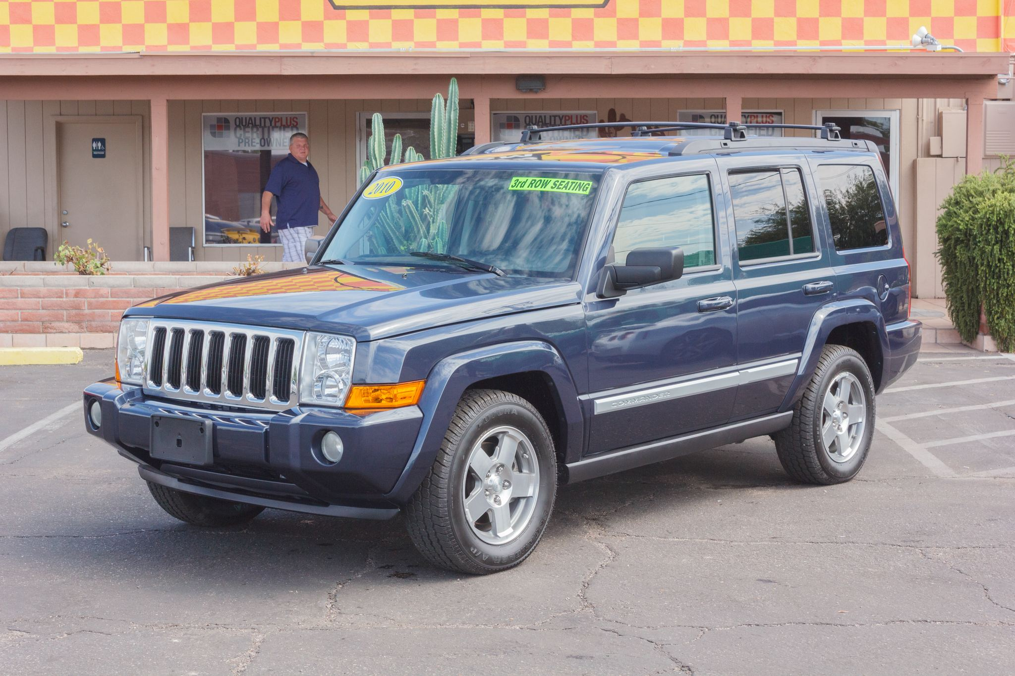 Photo of 2010 Jeep Commander 2WD 4d Wagon Sport