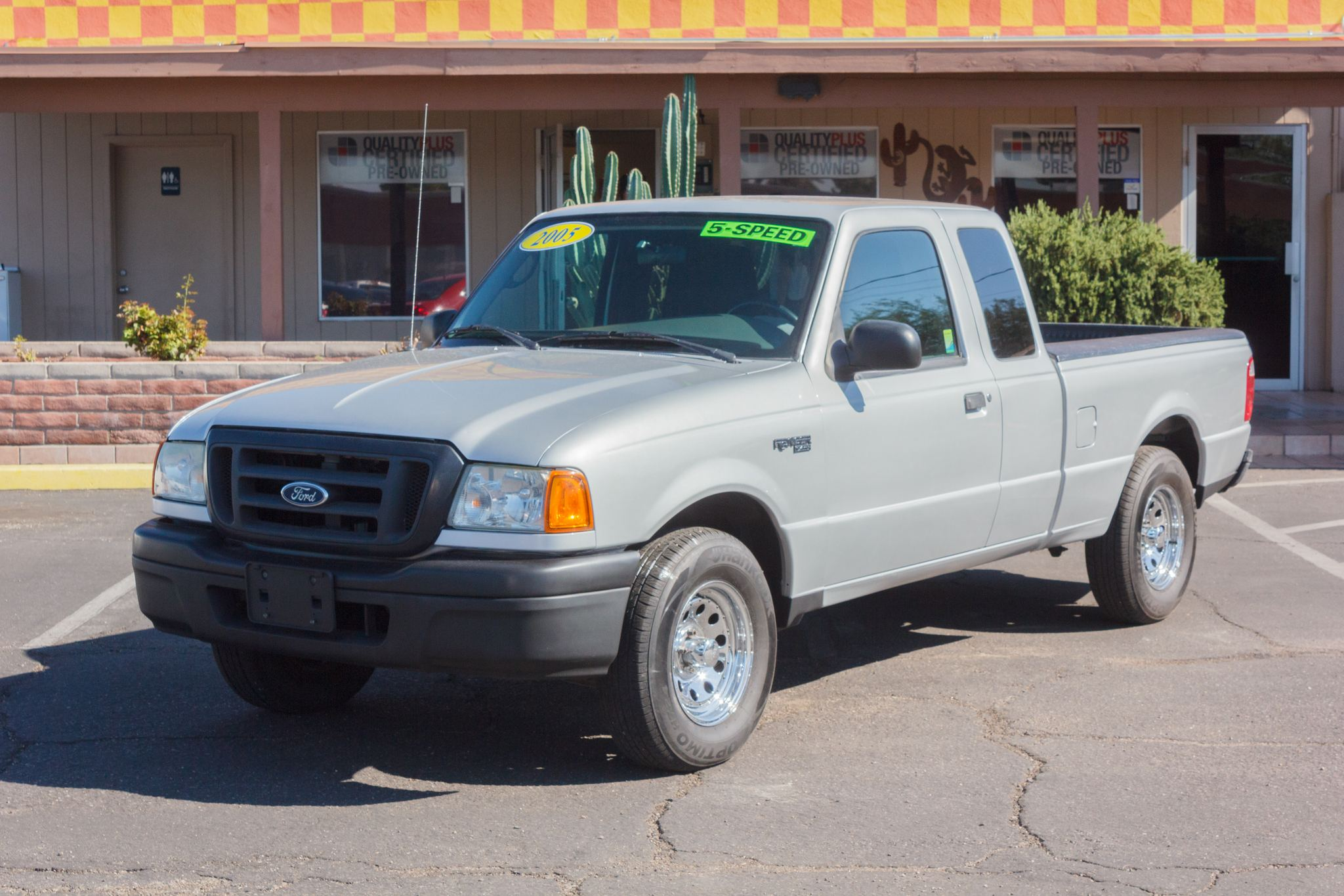 Photo of 2005 Ford Ranger 2WD Supercab XLT 4d