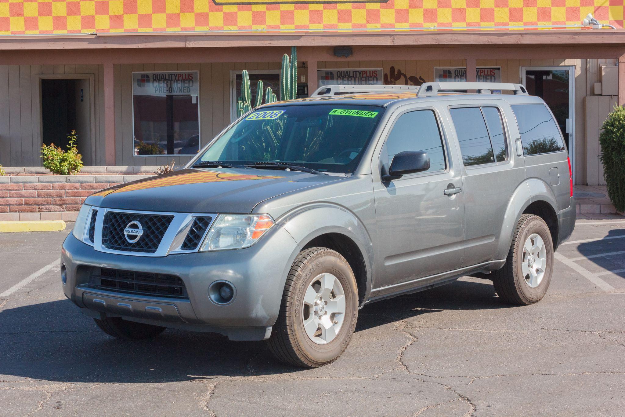 Photo of 2008 Nissan Pathfinder 2WD 4d Wagon SE