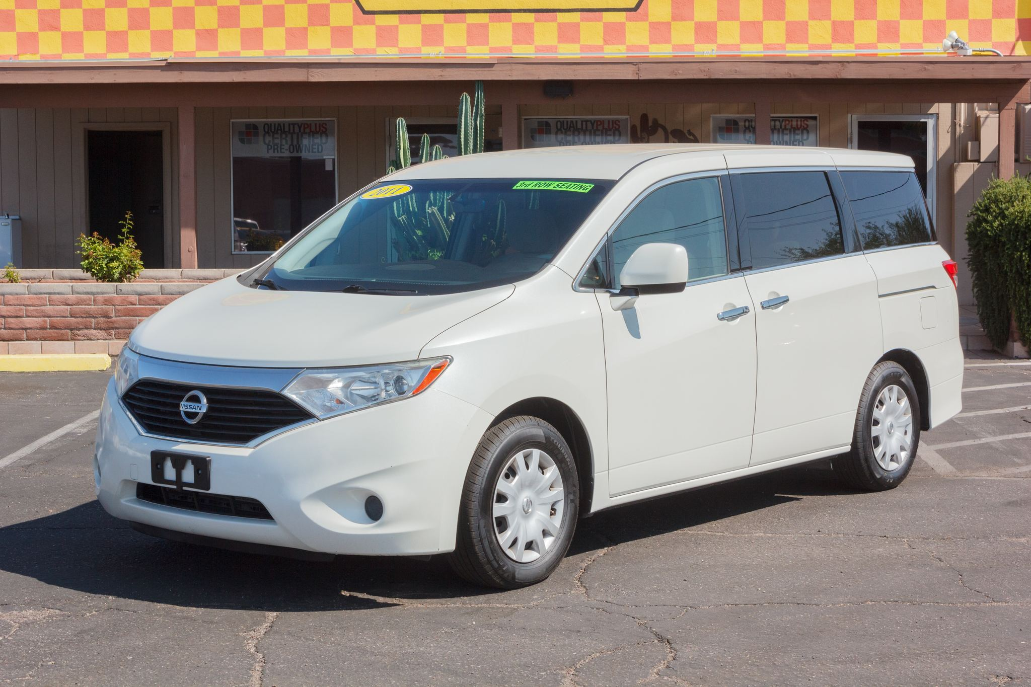 Photo of 2011 Nissan Quest 4d Wagon S