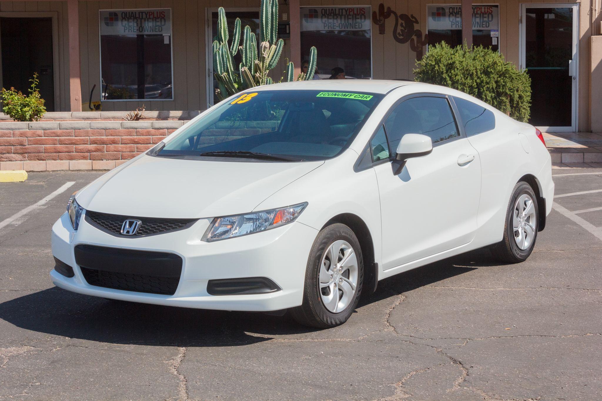 Photo of 2013 Honda Civic Coupe 2d Coupe LX Auto