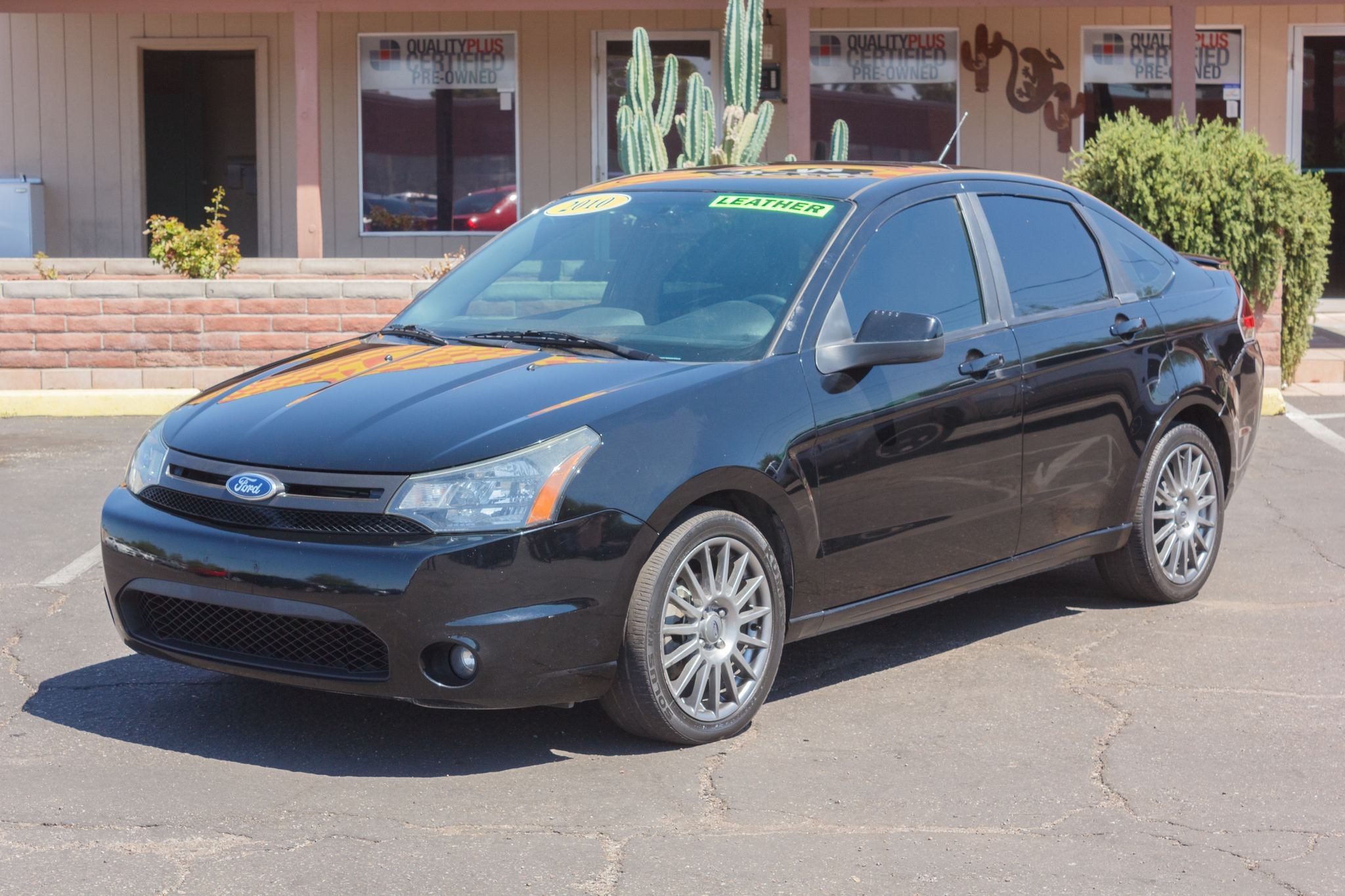 Photo of 2010 Ford Focus 4d Sedan SES