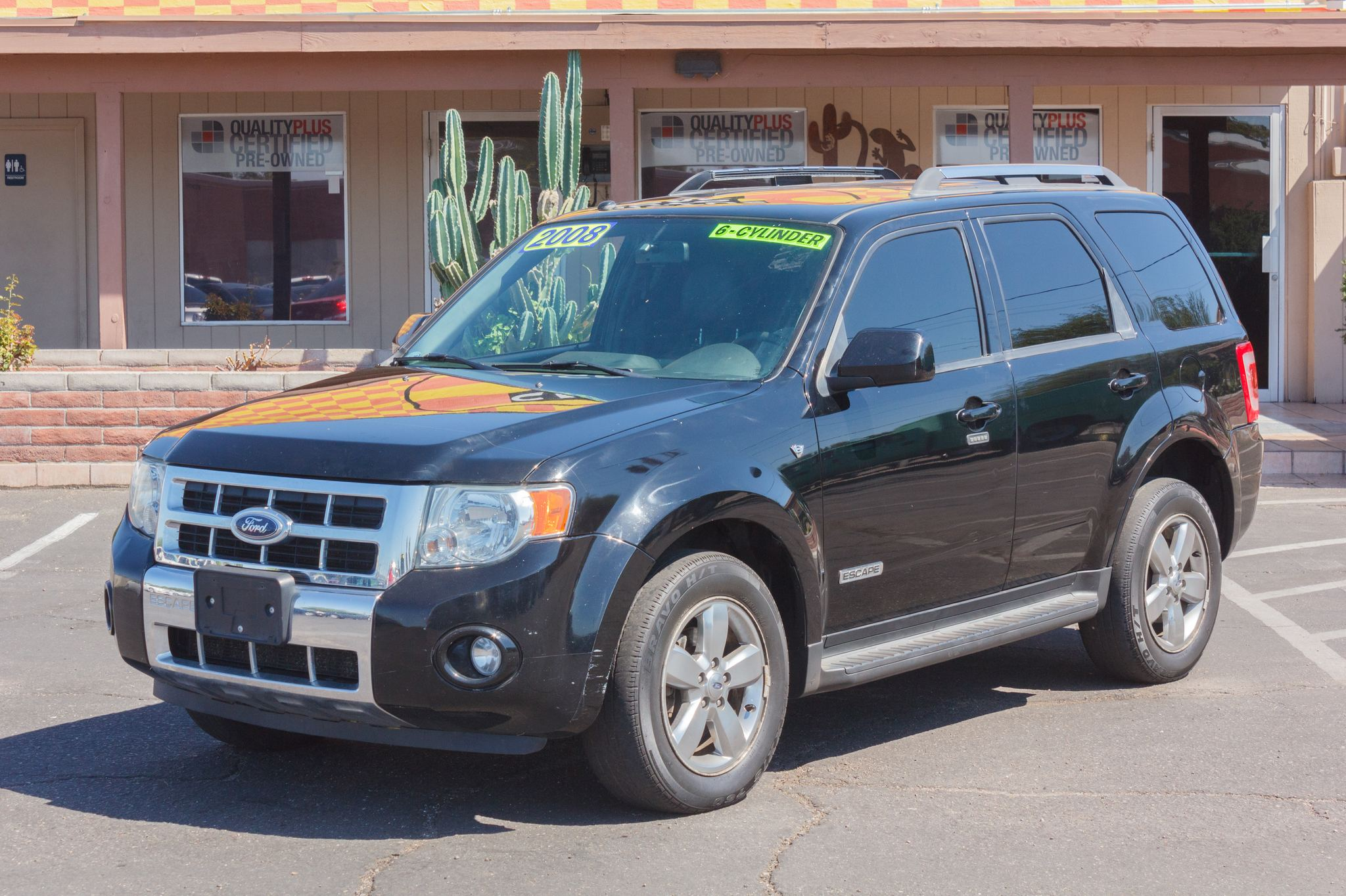 Photo of 2008 Ford Escape 4WD 4d Wagon Limited