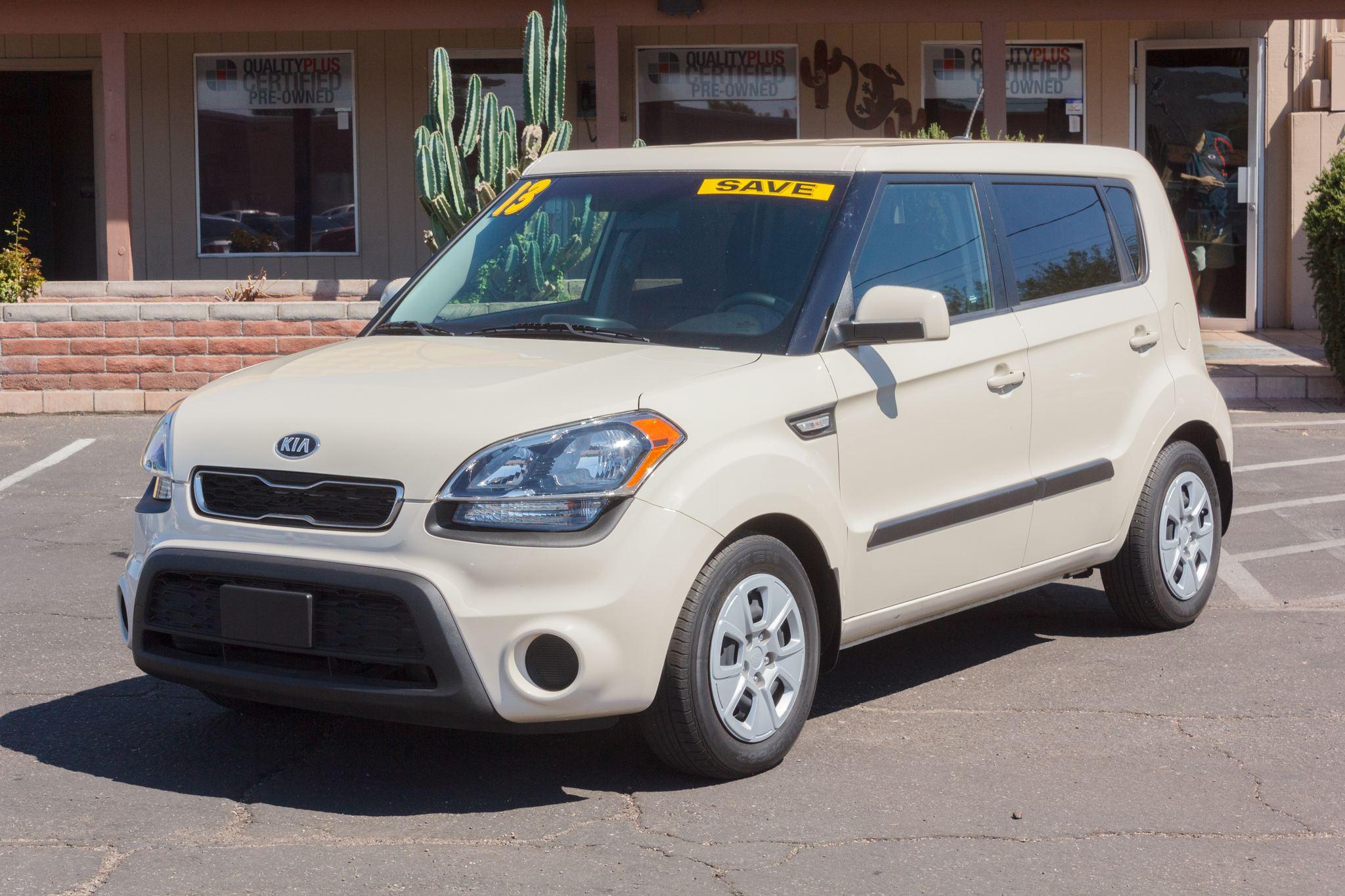 Photo of 2013 Kia Soul 5d Wagon Base Auto