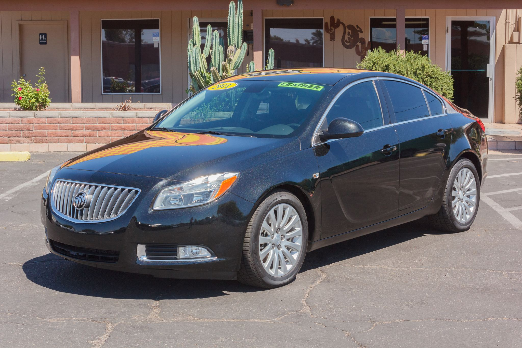 Photo of 2011 Buick Regal 4d Sedan CXL Turbo TO1