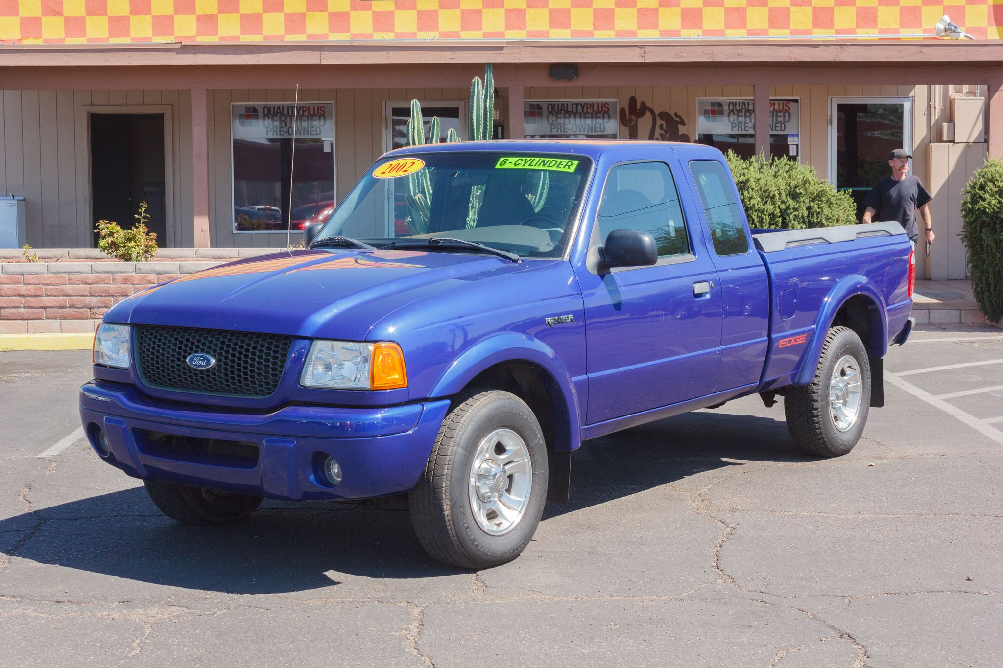 Photo of 2002 Ford Ranger 2WD Supercab Edge + 4dr