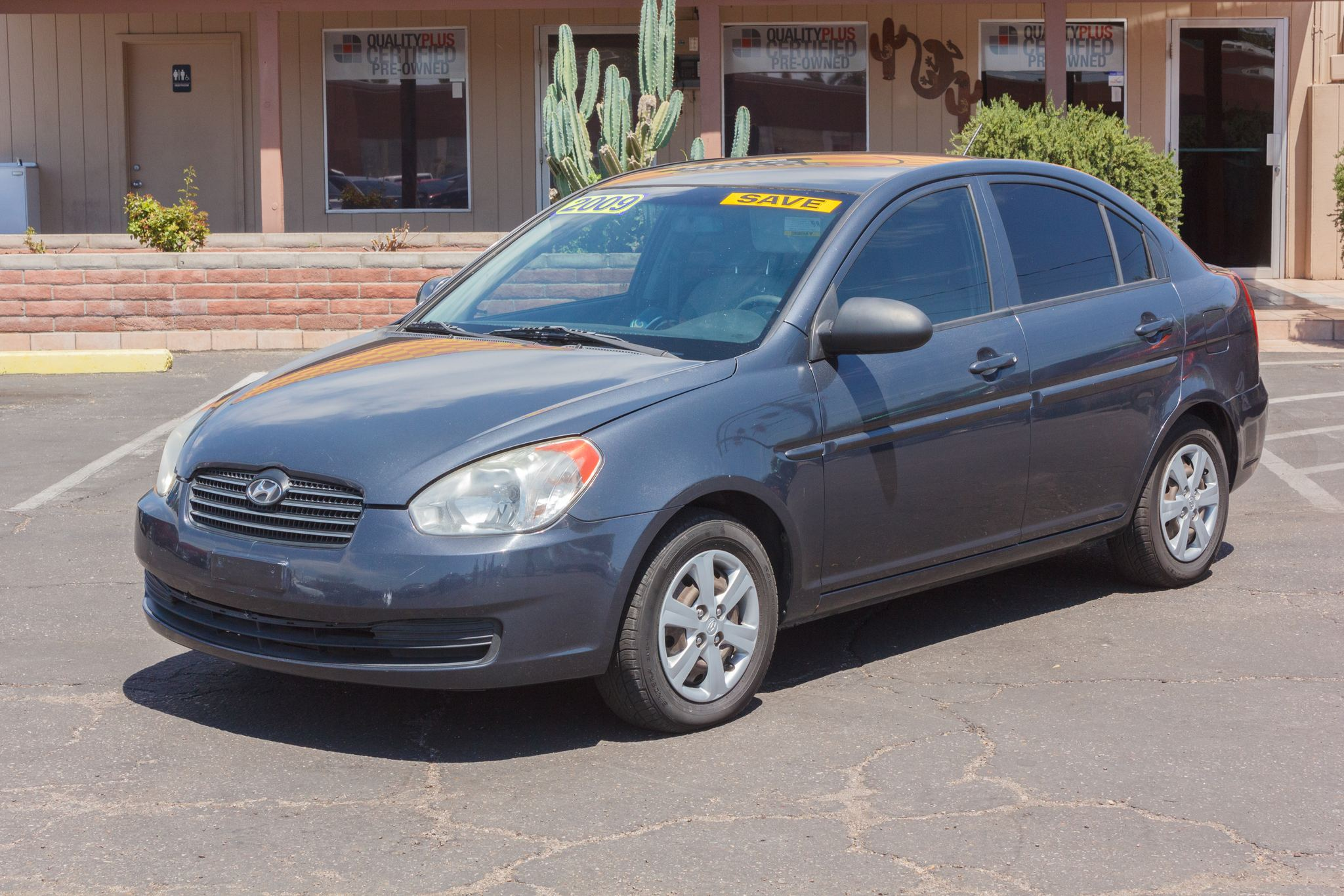 Photo of 2009 Hyundai Accent 4d Sedan GLS Auto