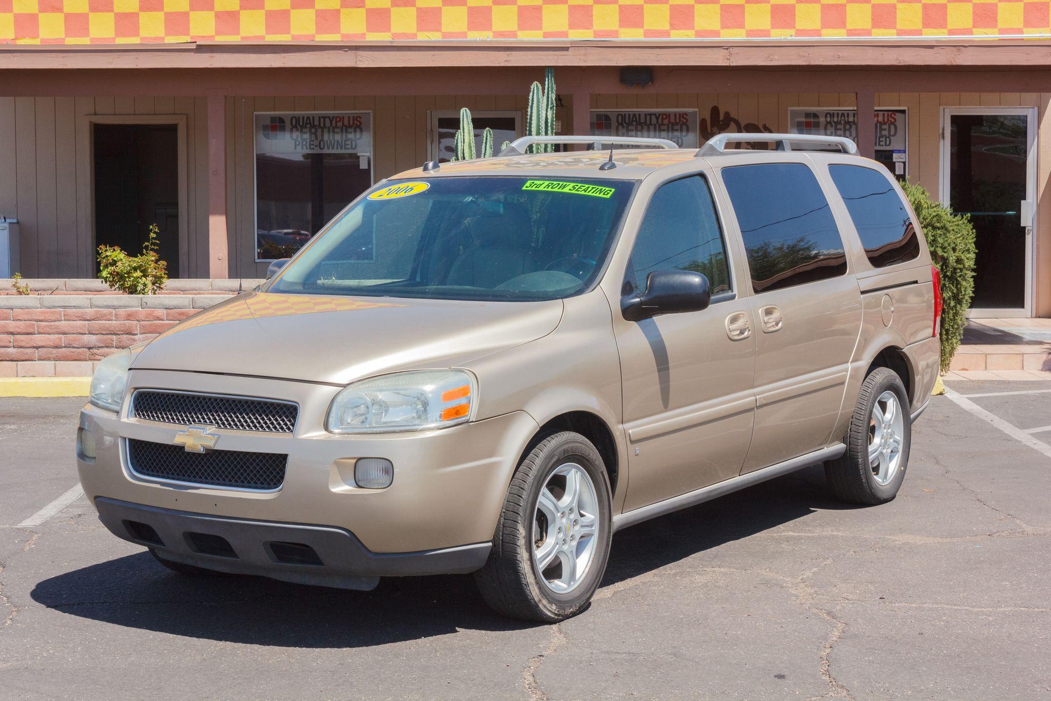 Photo of 2006 Chevrolet Uplander 4d Wagon LT3 AWD