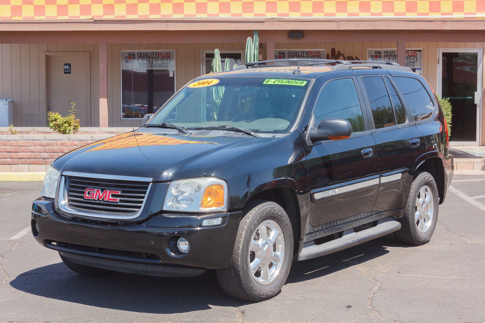 Photo of 2004 GMC Envoy 2WD 4d Wagon SLE