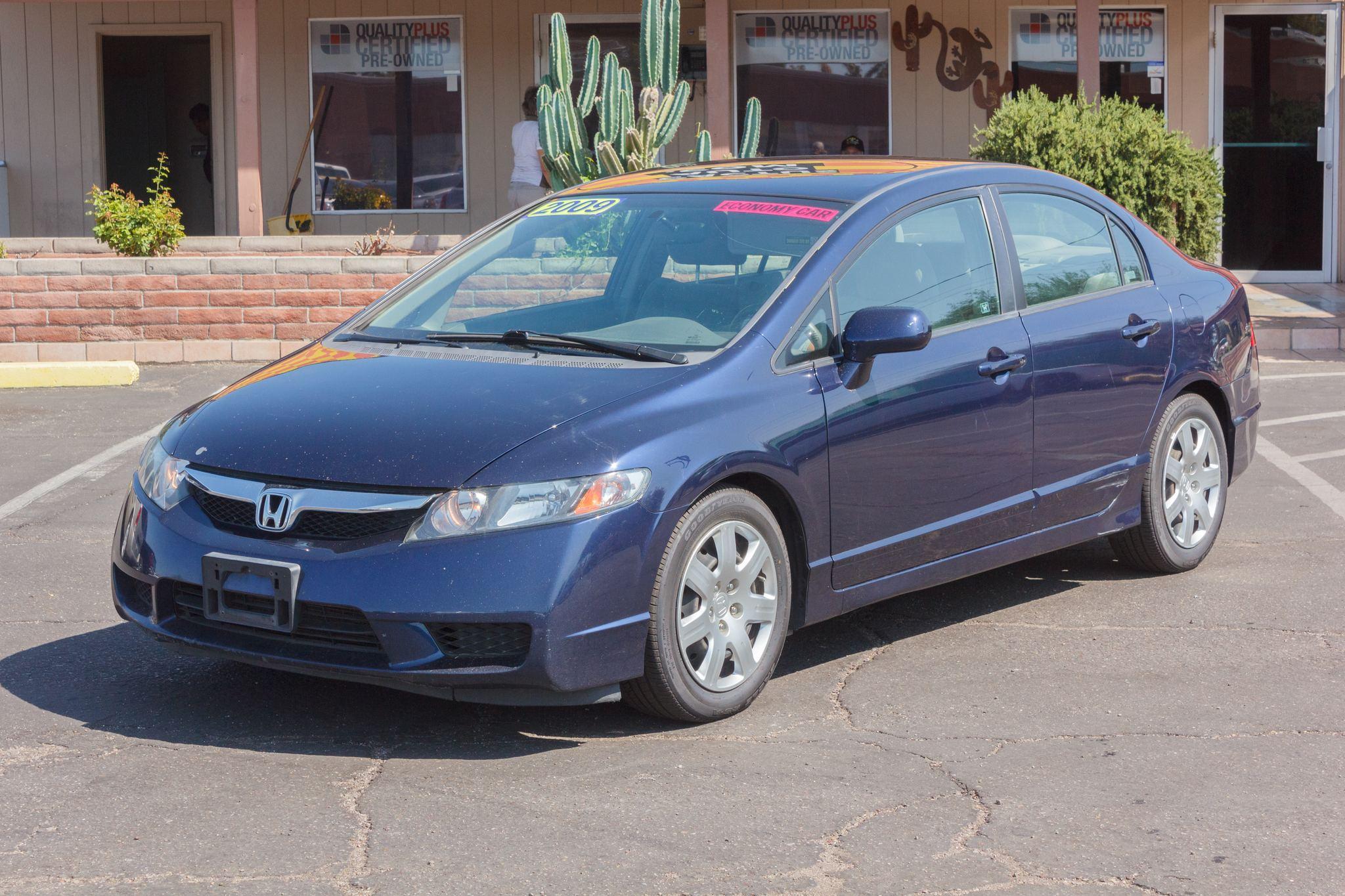 Photo of 2009 Honda Civic Sedan 4d Sedan LX Auto