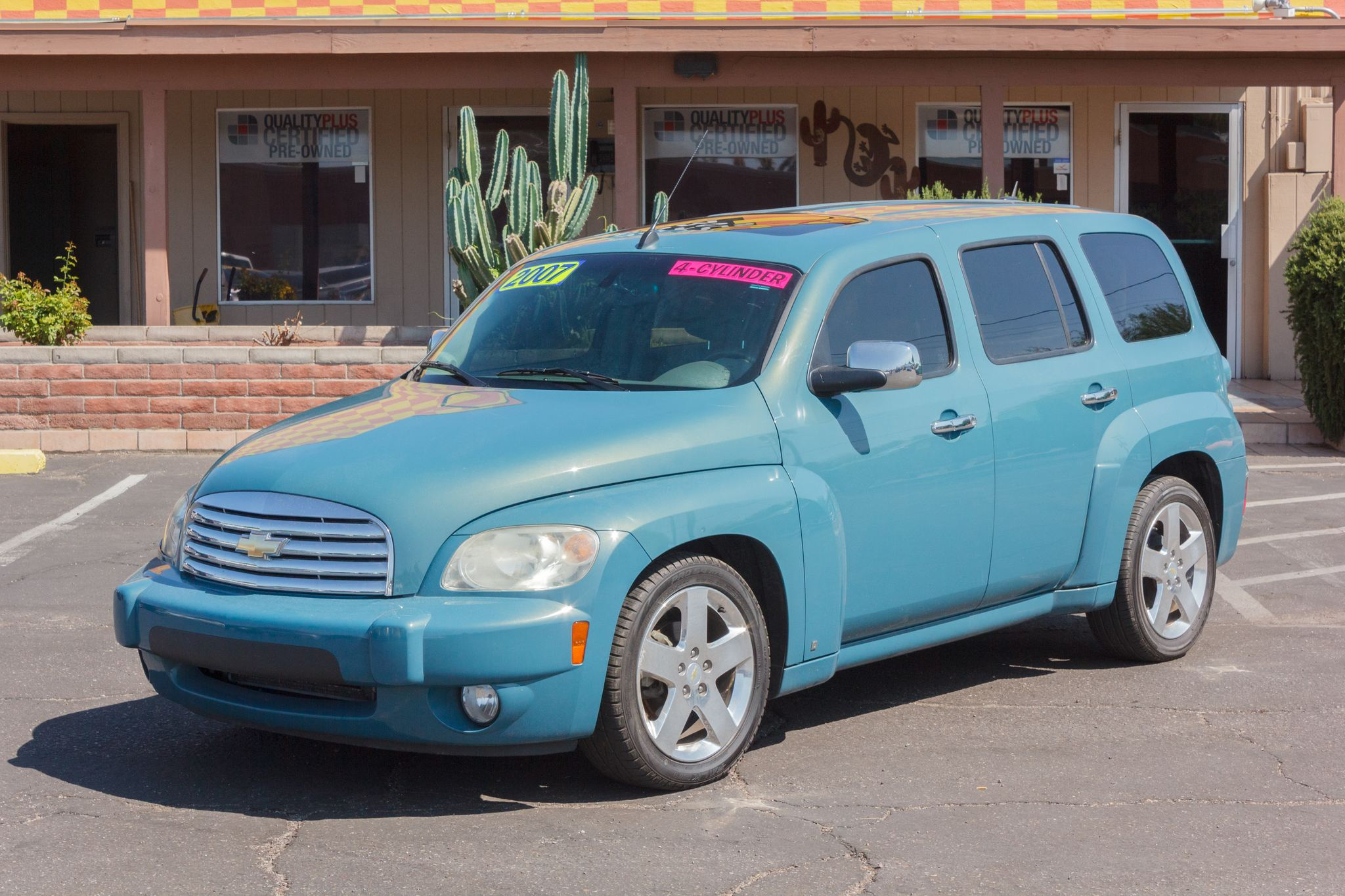 Photo of 2007 Chevrolet HHR 4d Wagon LT