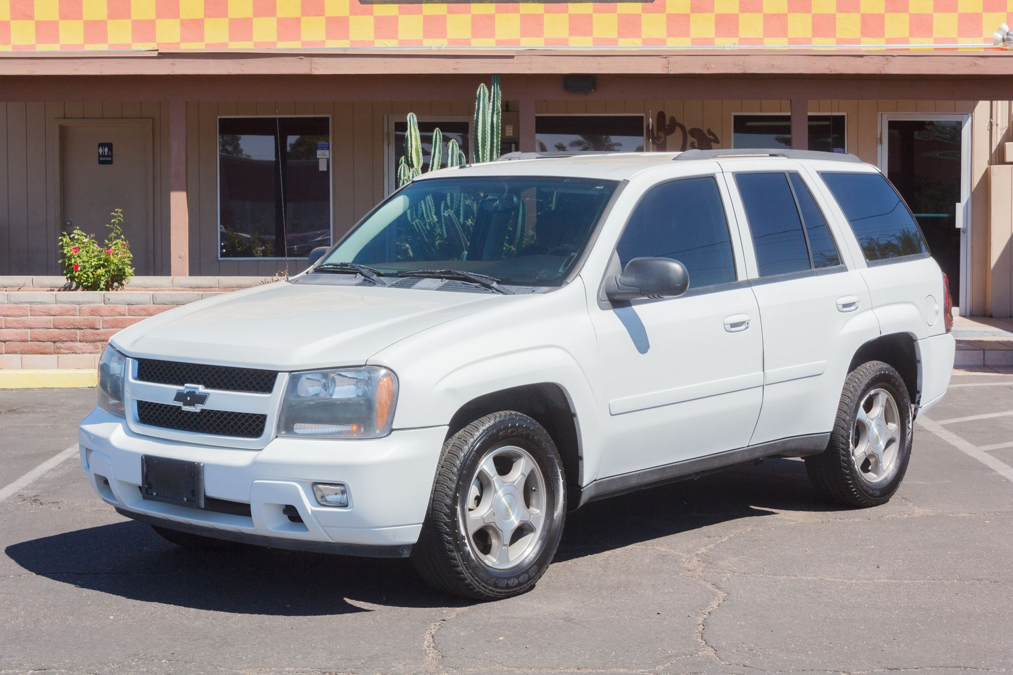 Photo of 2009 Chevrolet Trailblazer 4WD 4d Wagon LT1